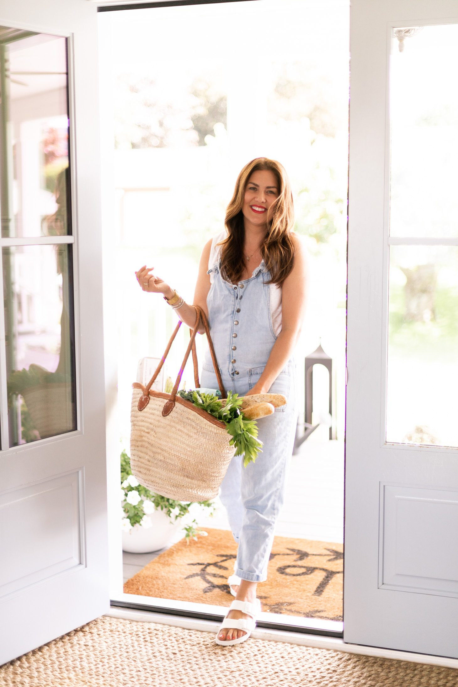 Jillian Harris Plastic Free July
