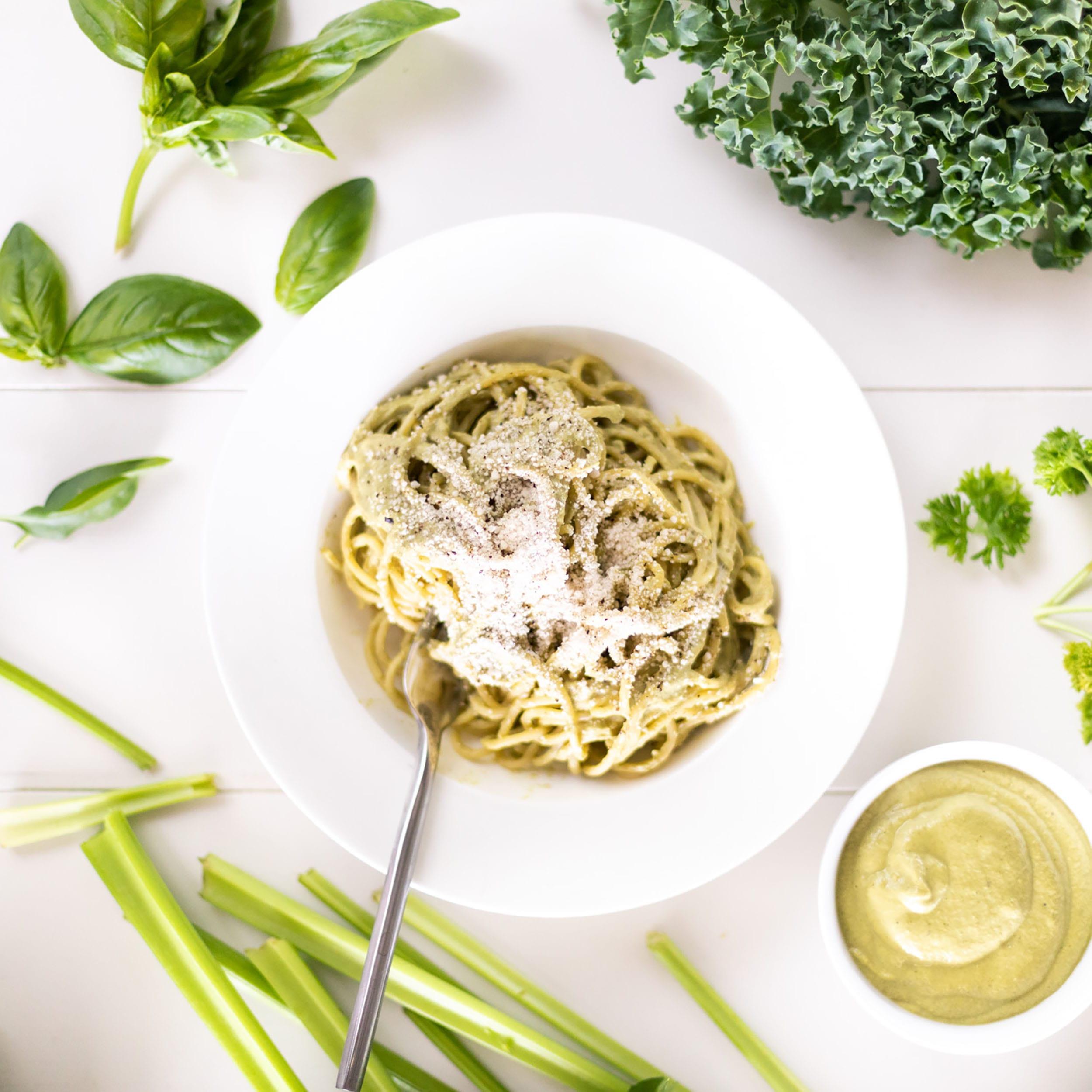 Jillian Harris Sneaky Veggie Pasta Sauce
