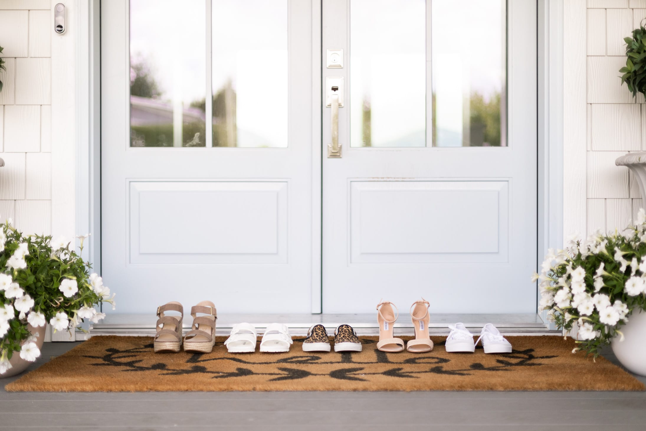 Jillian Harris Summer Shoes