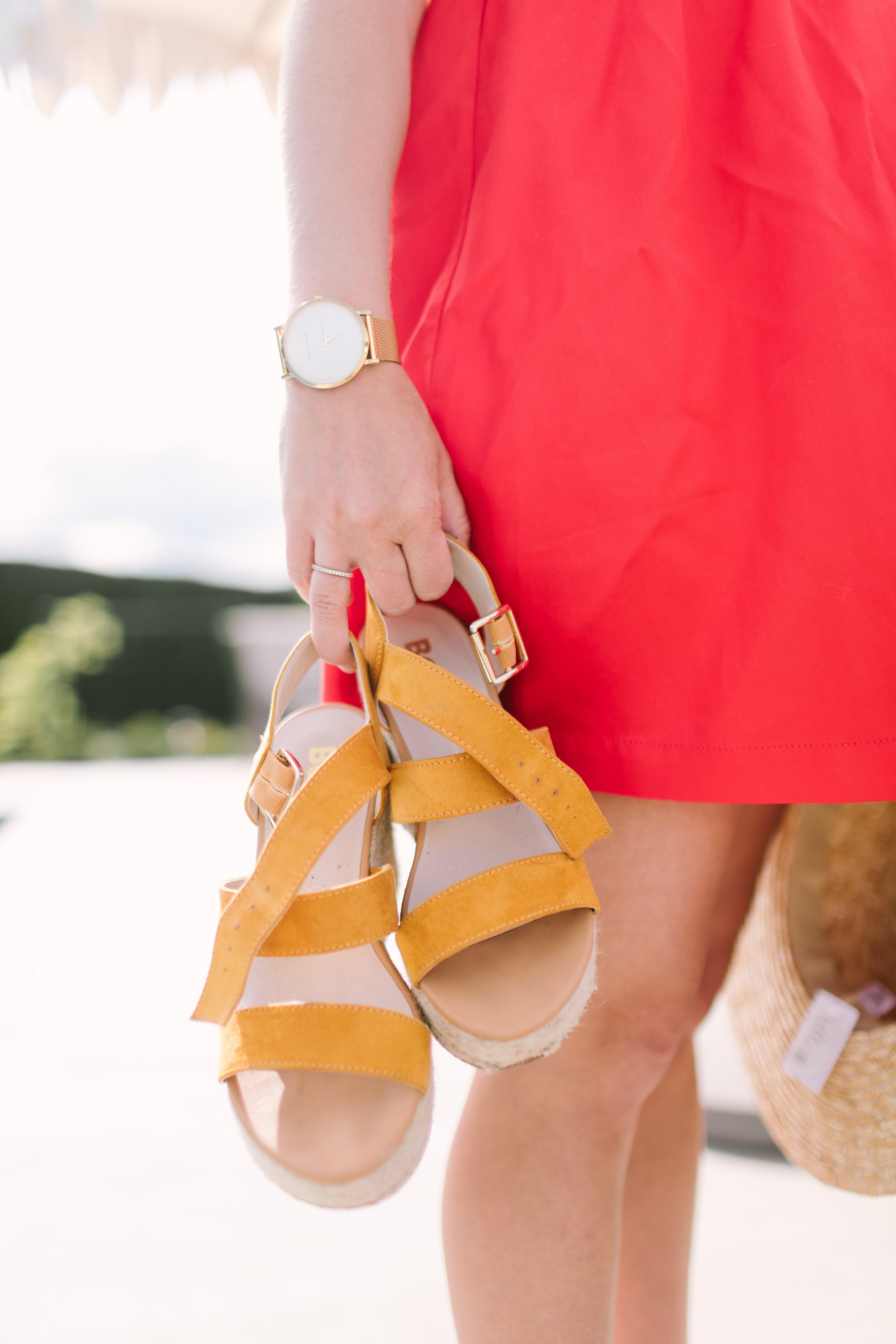 Jilllian Harris Summer Shoe Round Up