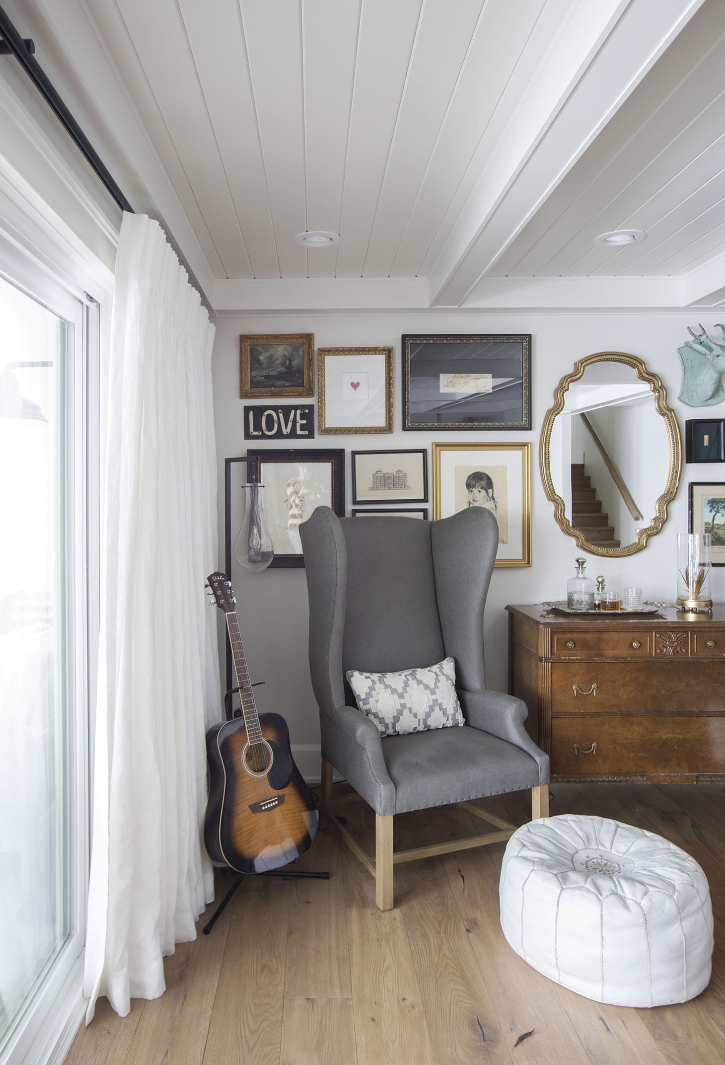 Jillian Harris Wall Treatments