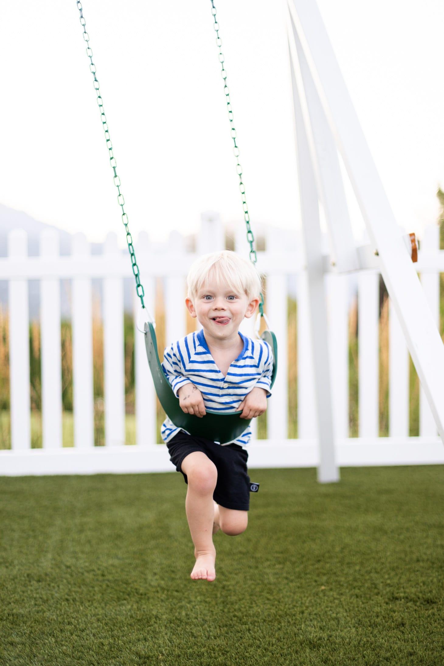 Leo & Annie's Playground Reveal