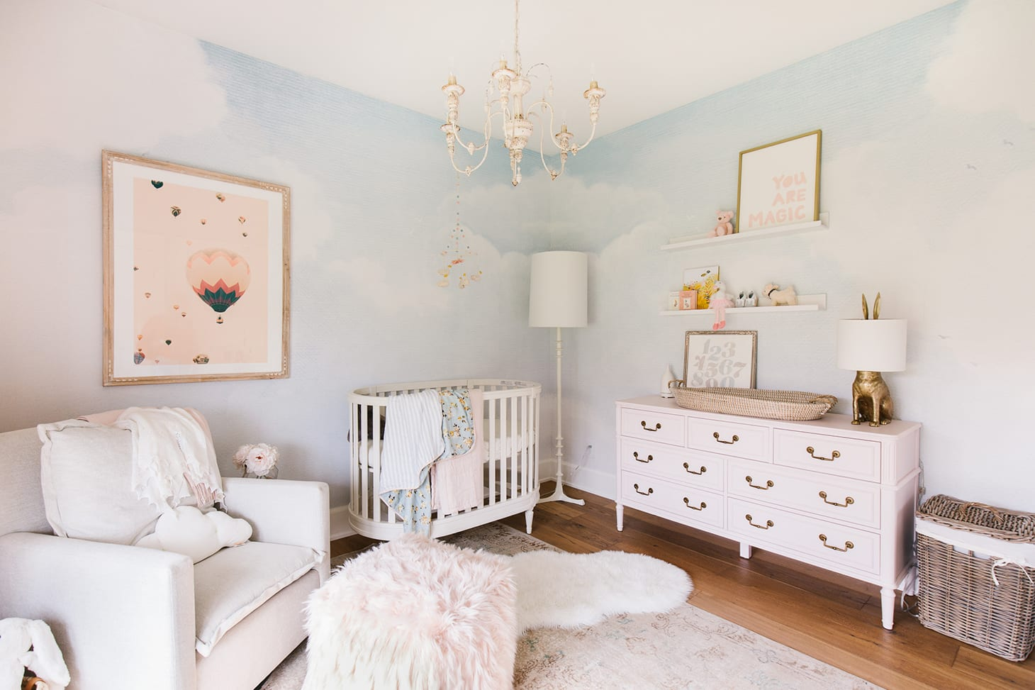 Annie's Nursery Reveal