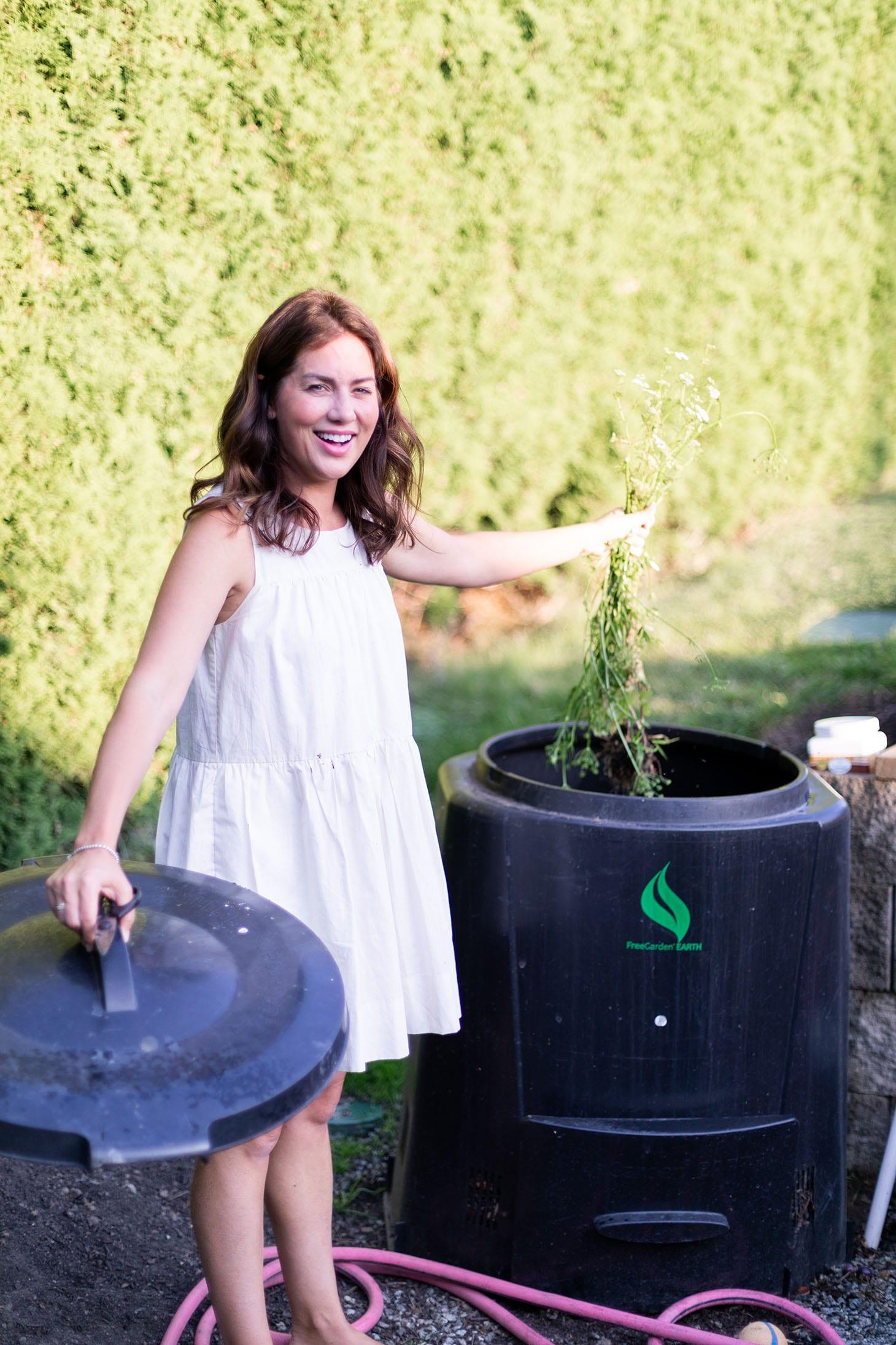 Jillian Harris The Dirt on Composting for Beginners