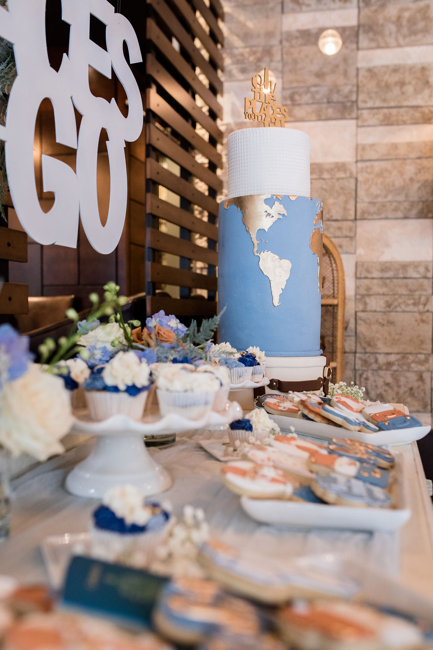 Jillian Harris Oh The Places Youll Go Baby Shower