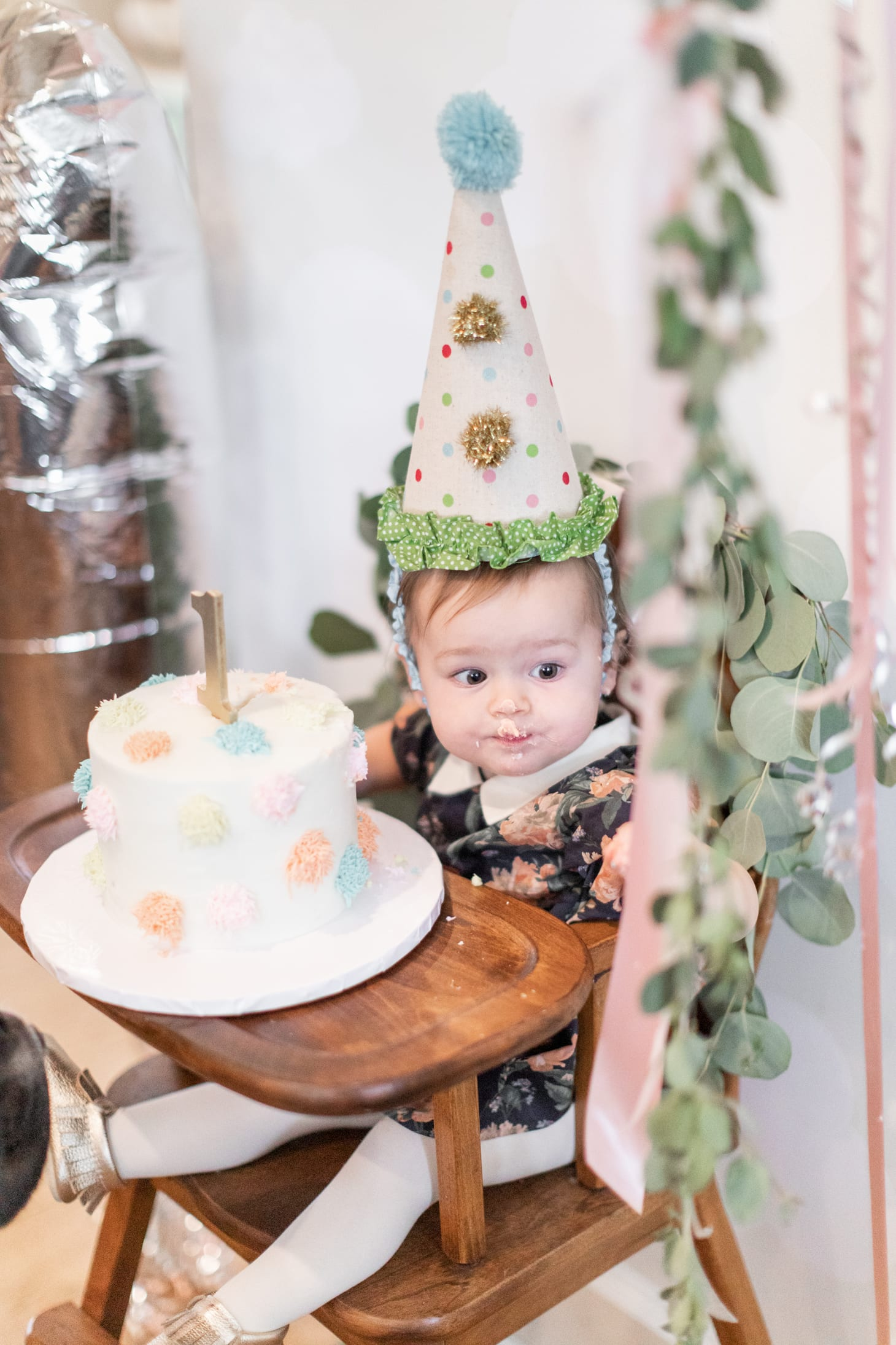 Jillian Harris Up Up and Away: Annie's First Birthday