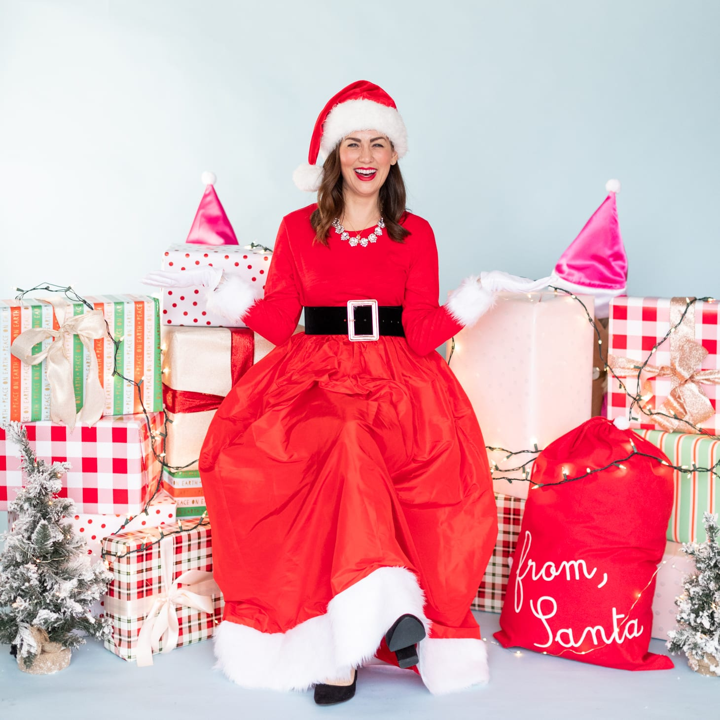 Jillian Harris 12 Days of Christmas Announcement