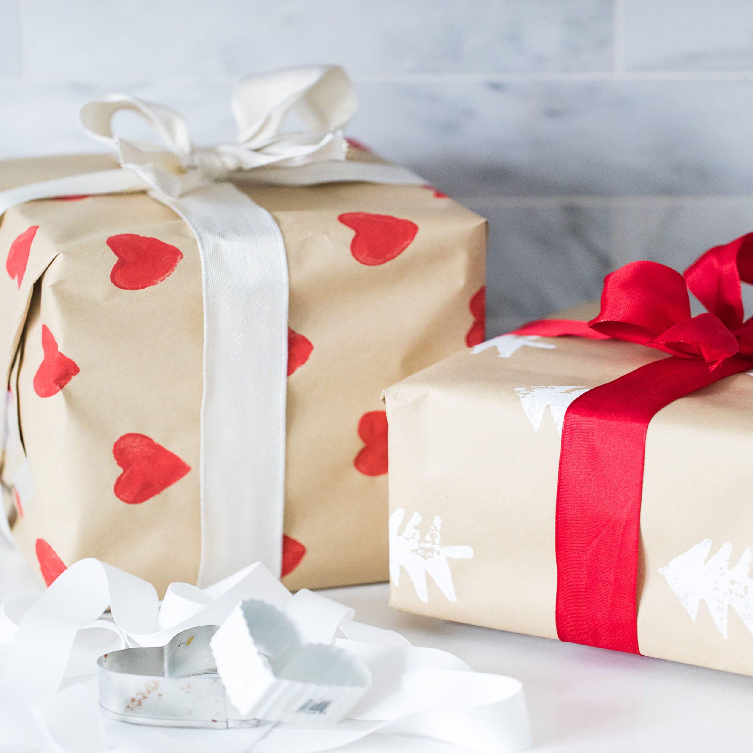 Jillian Harris Ecofriendly wrapping