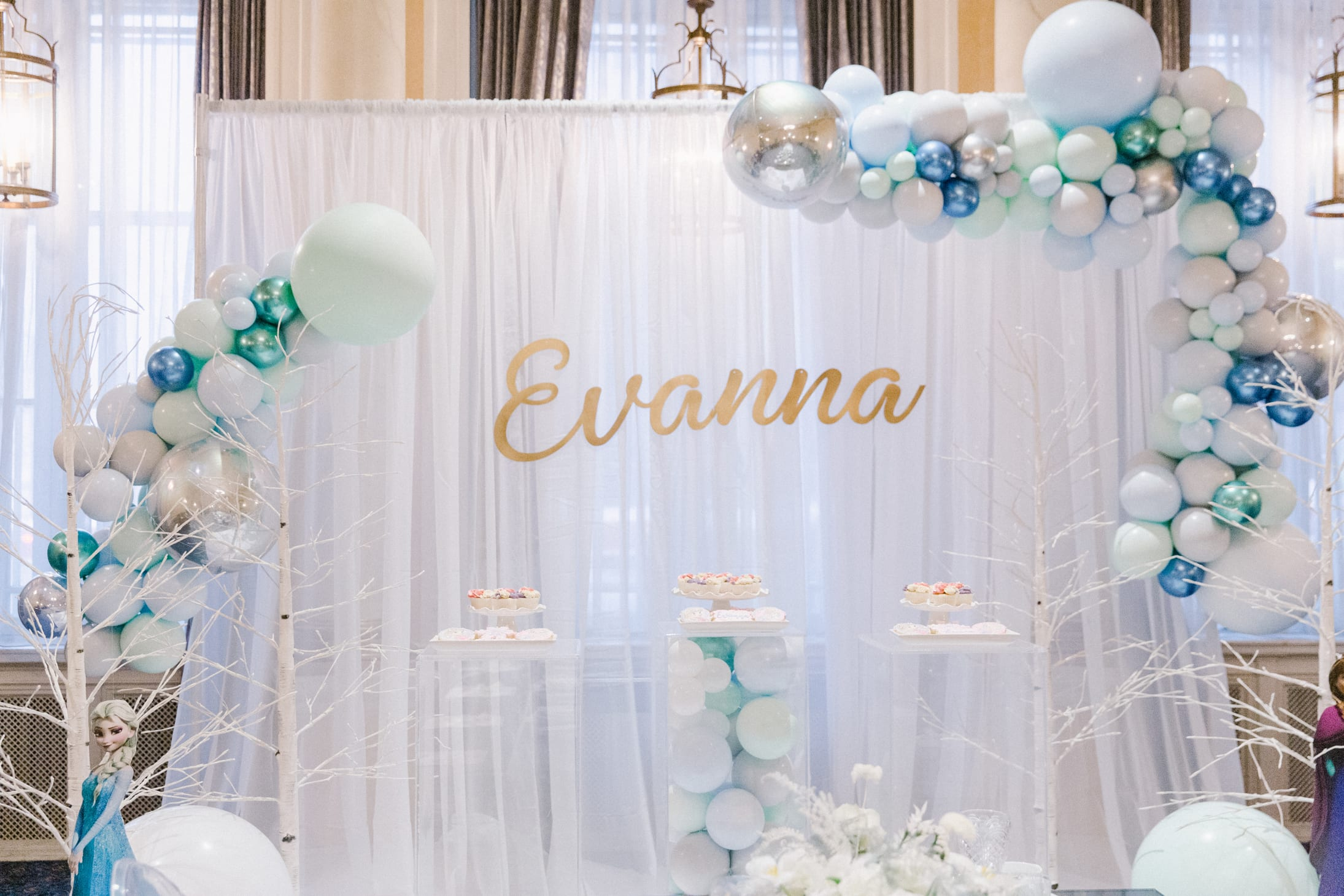 Jillian Harris Evannas Special Day