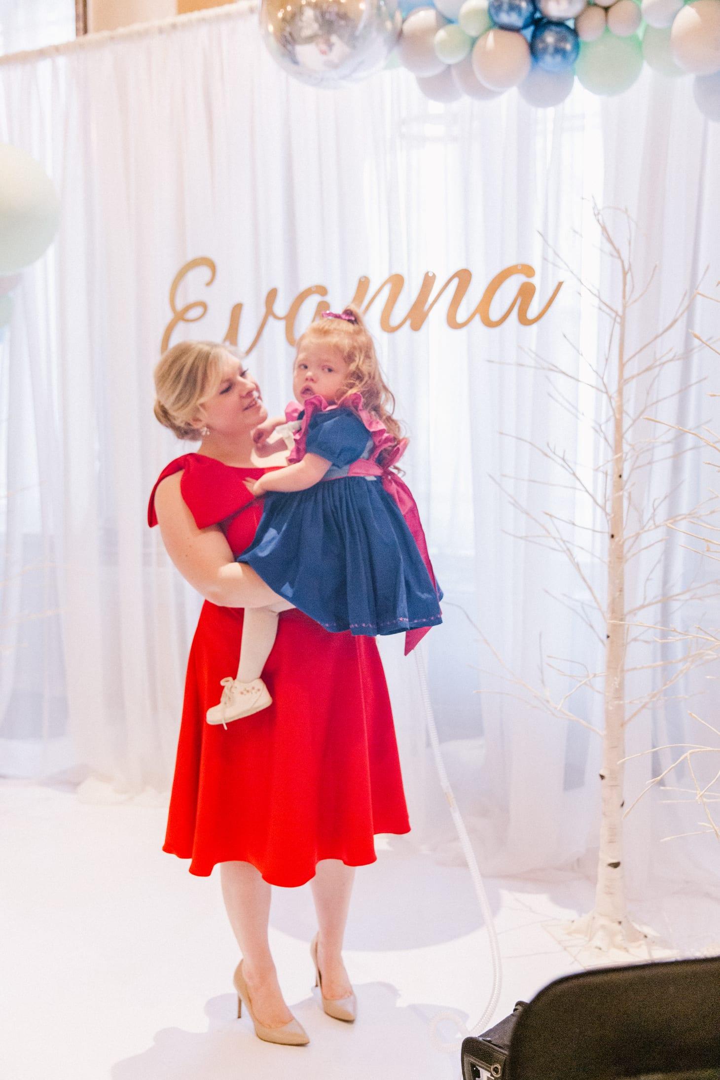 Jillian Harris Evannas Special Day