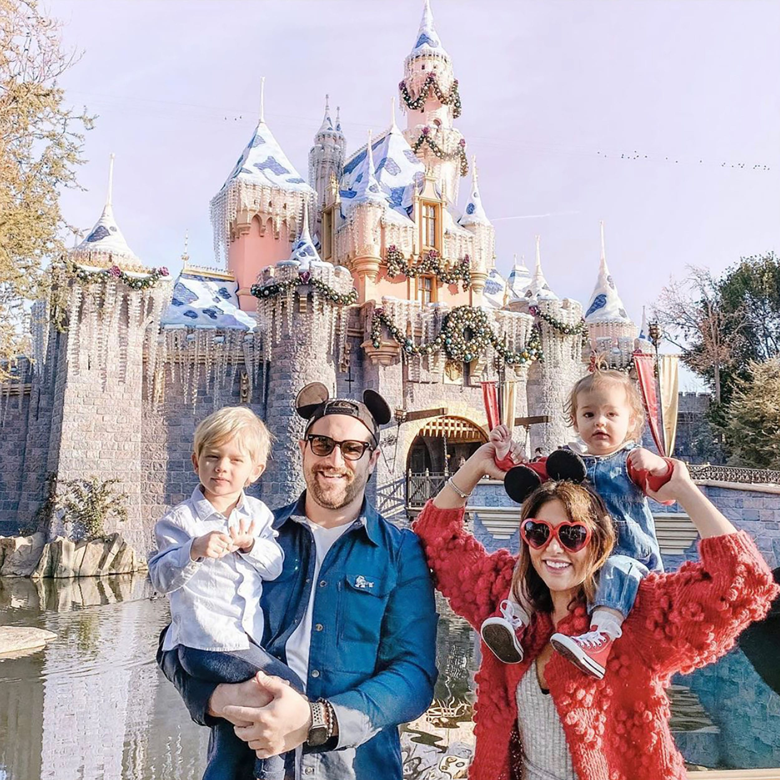 Jillian Harris Disneyland Recap