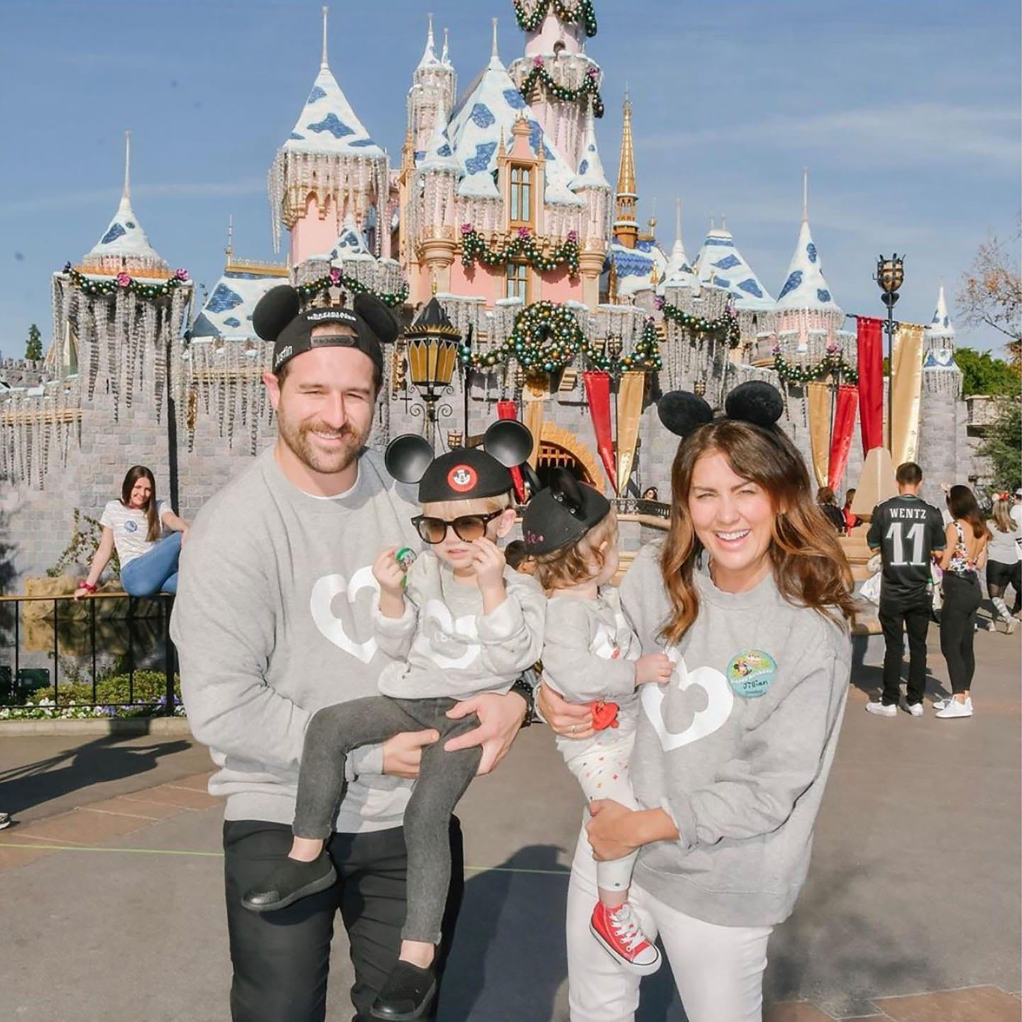 Jillian Harris Disneyland Recap
