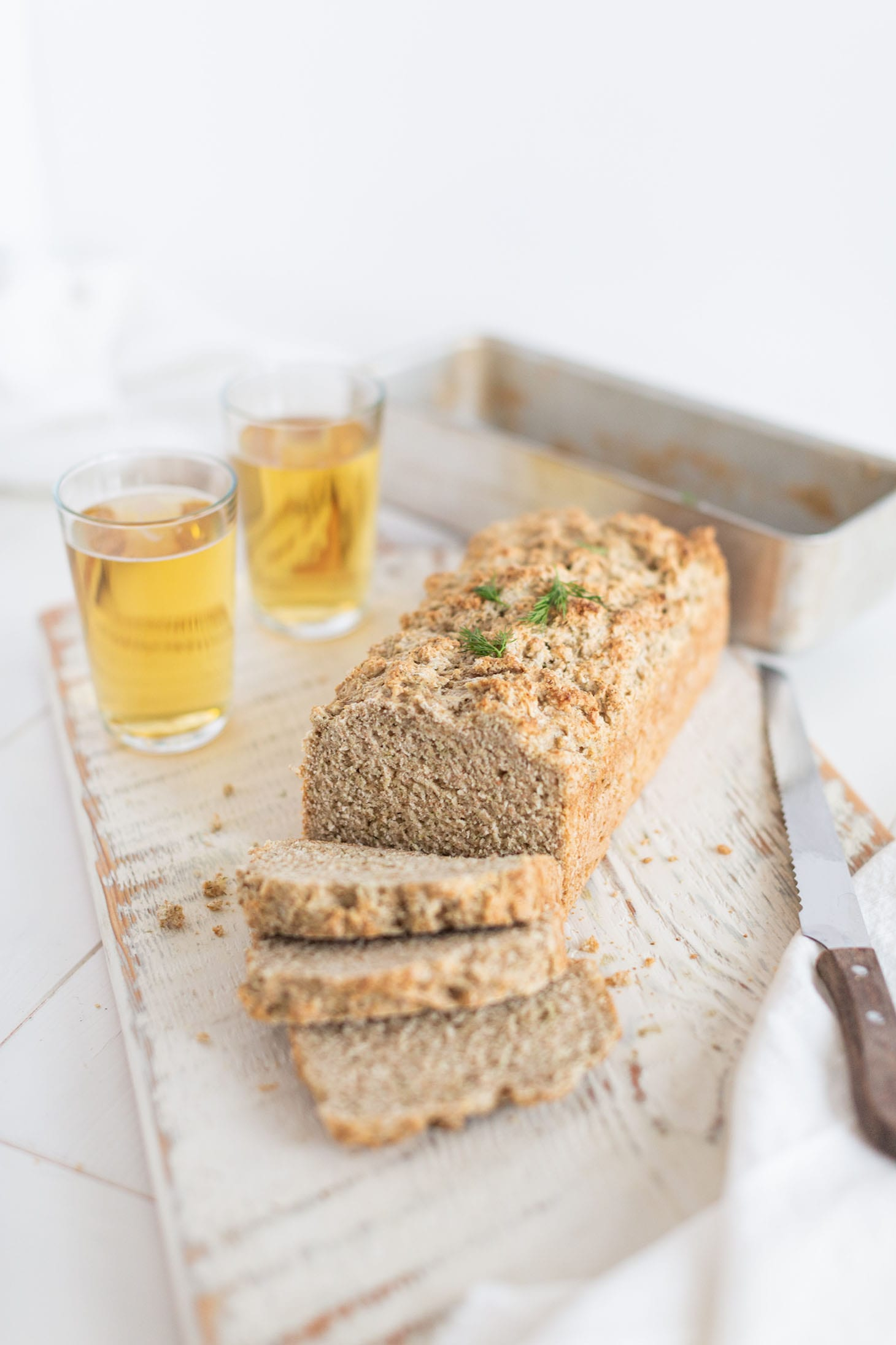 Jillian Harris Super Bowl Beer Bread