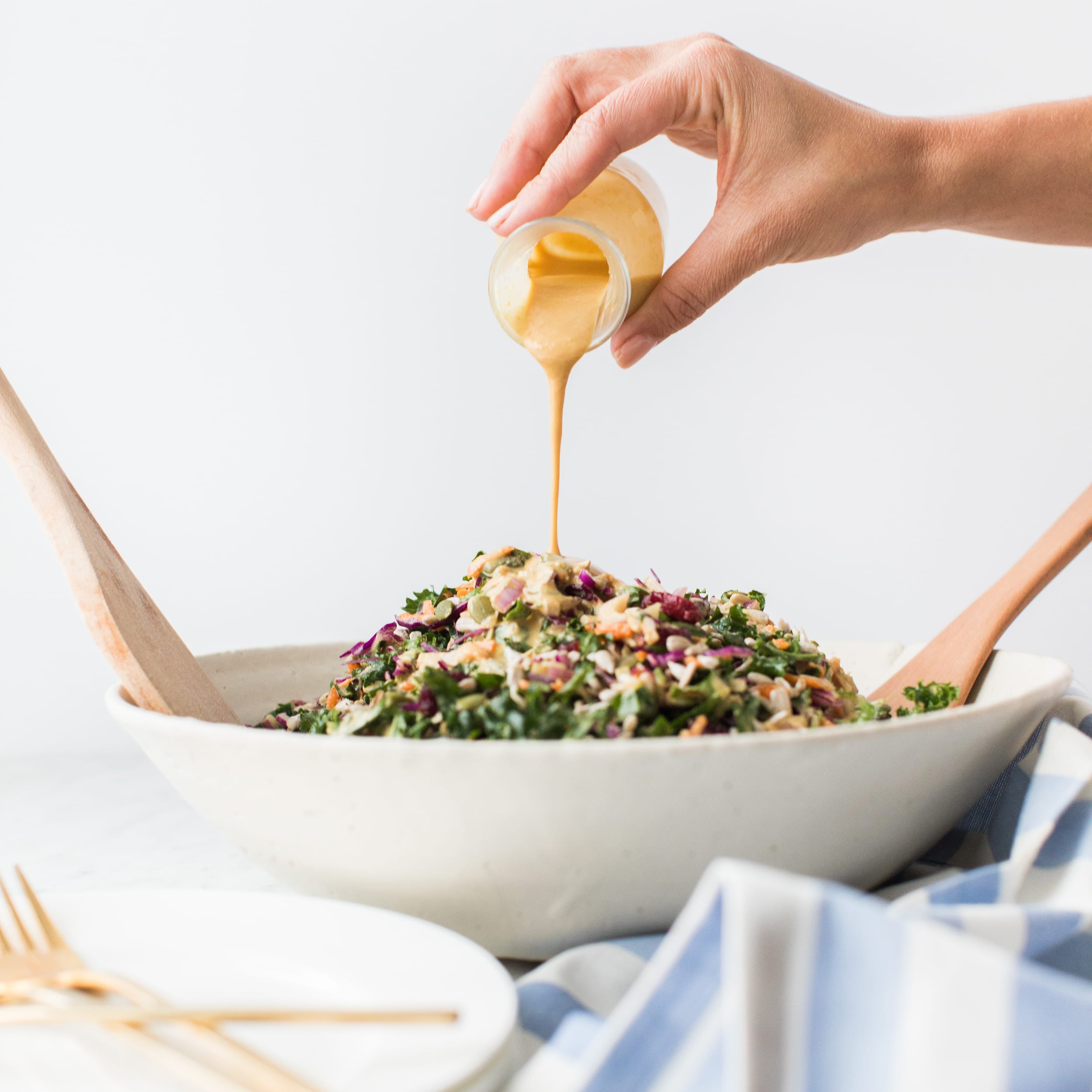 Jillian Harris Harvest Kale Slaw