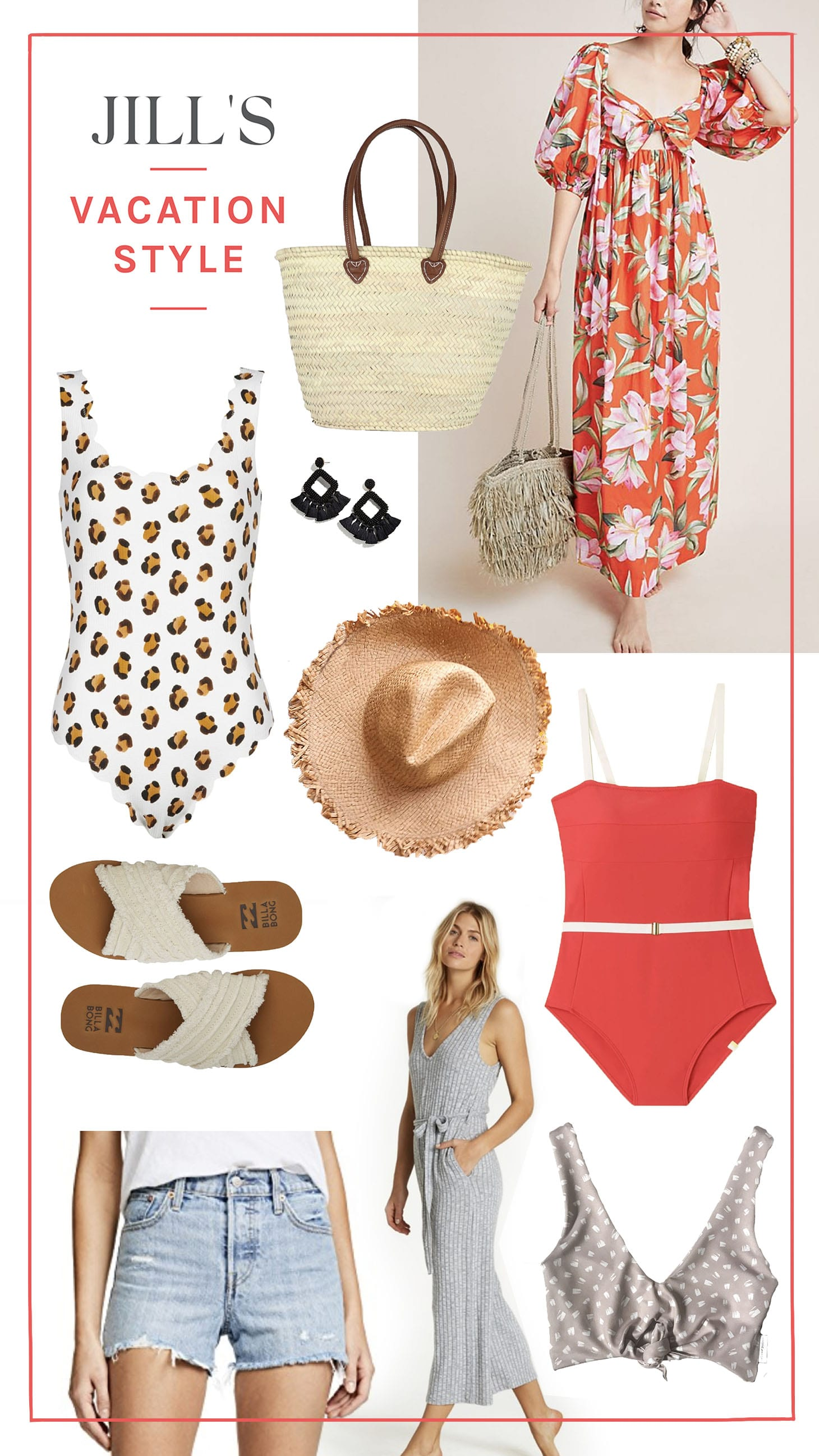 Vacation Fashion Finds