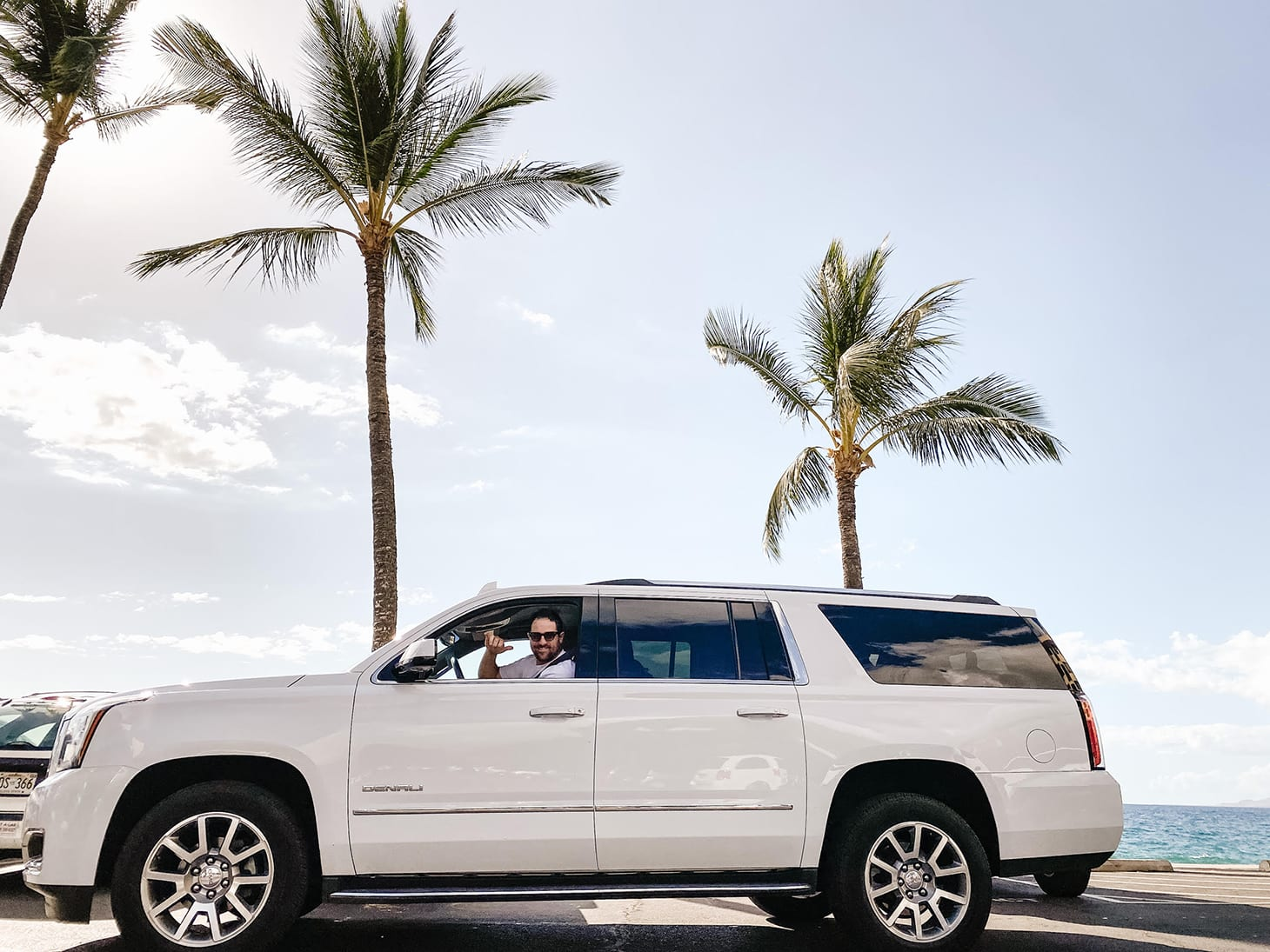 Discount Car Rental Hawaii GMC Denali