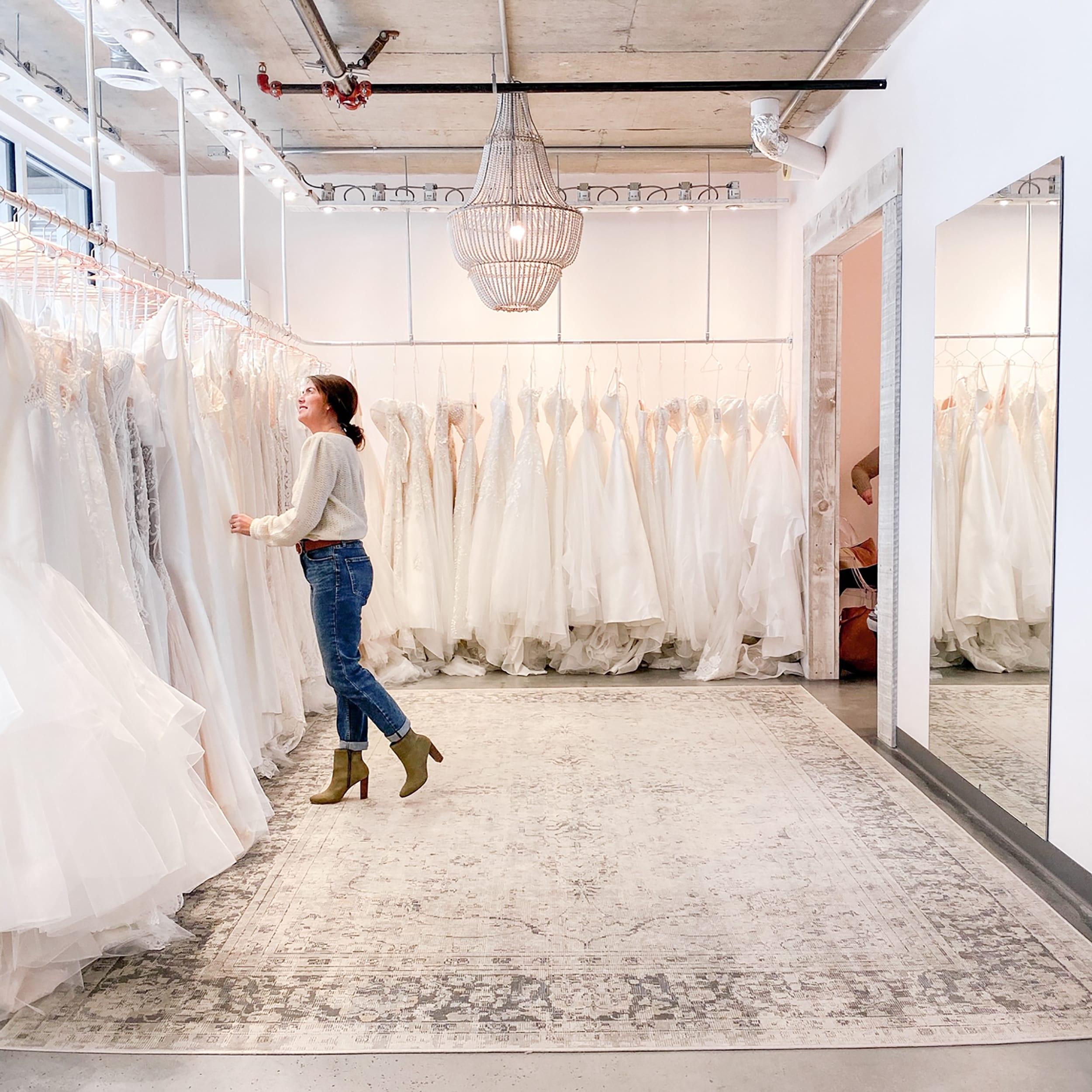 Jillian Harris Wedding Dress