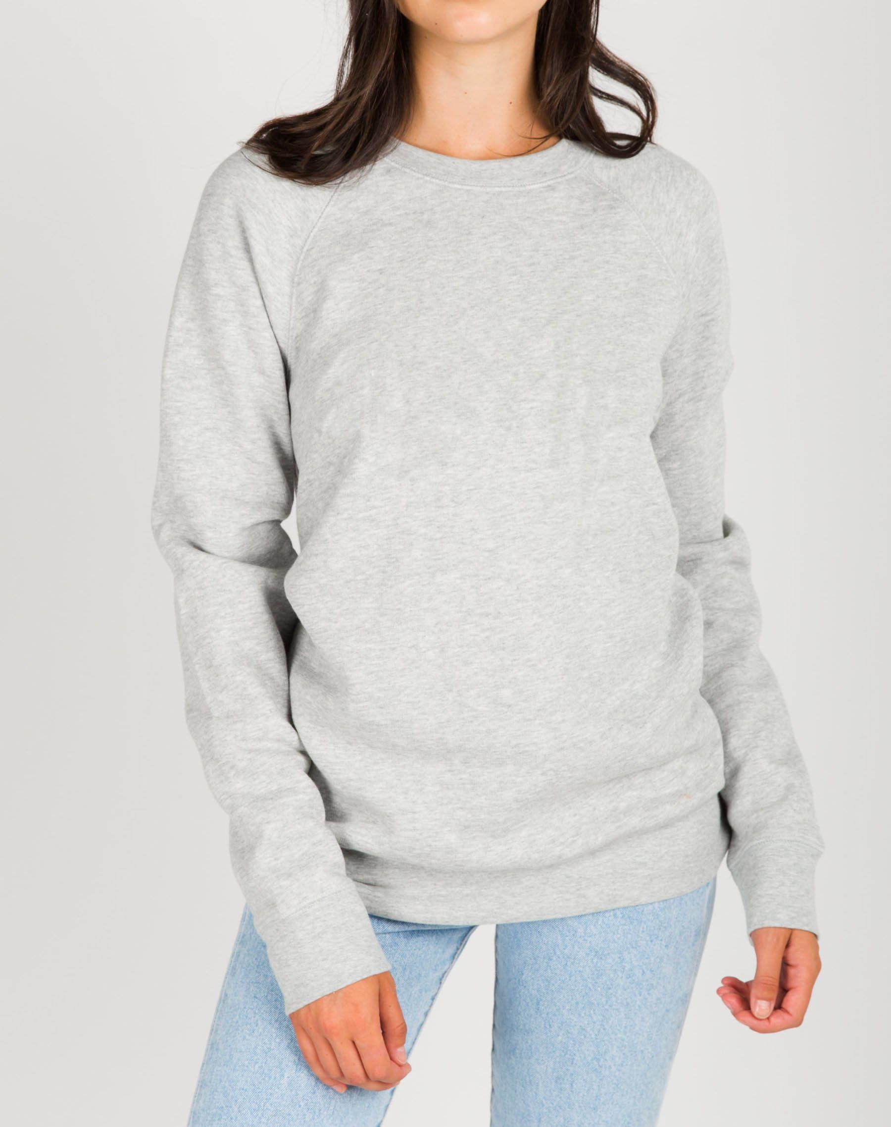 Brunette the Label Crew Neck