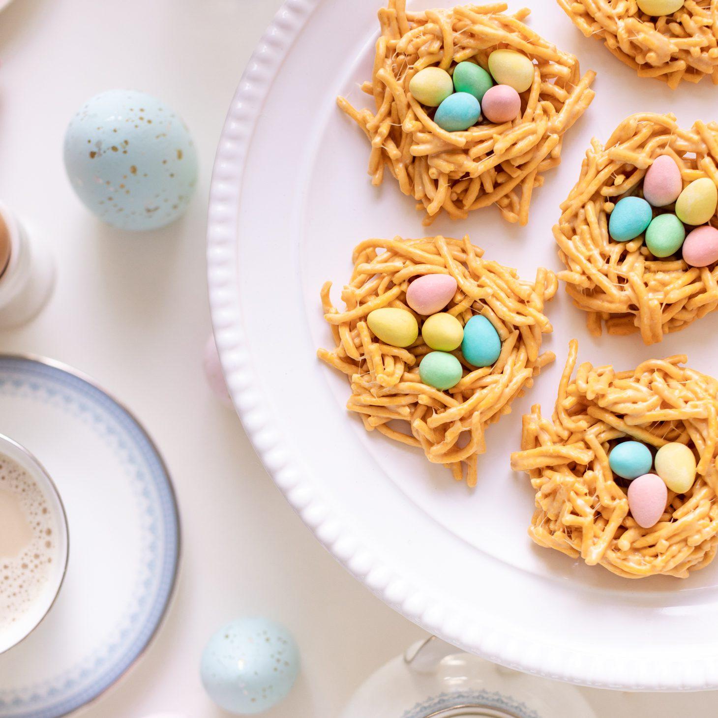 Easter Bird Nest Recipe