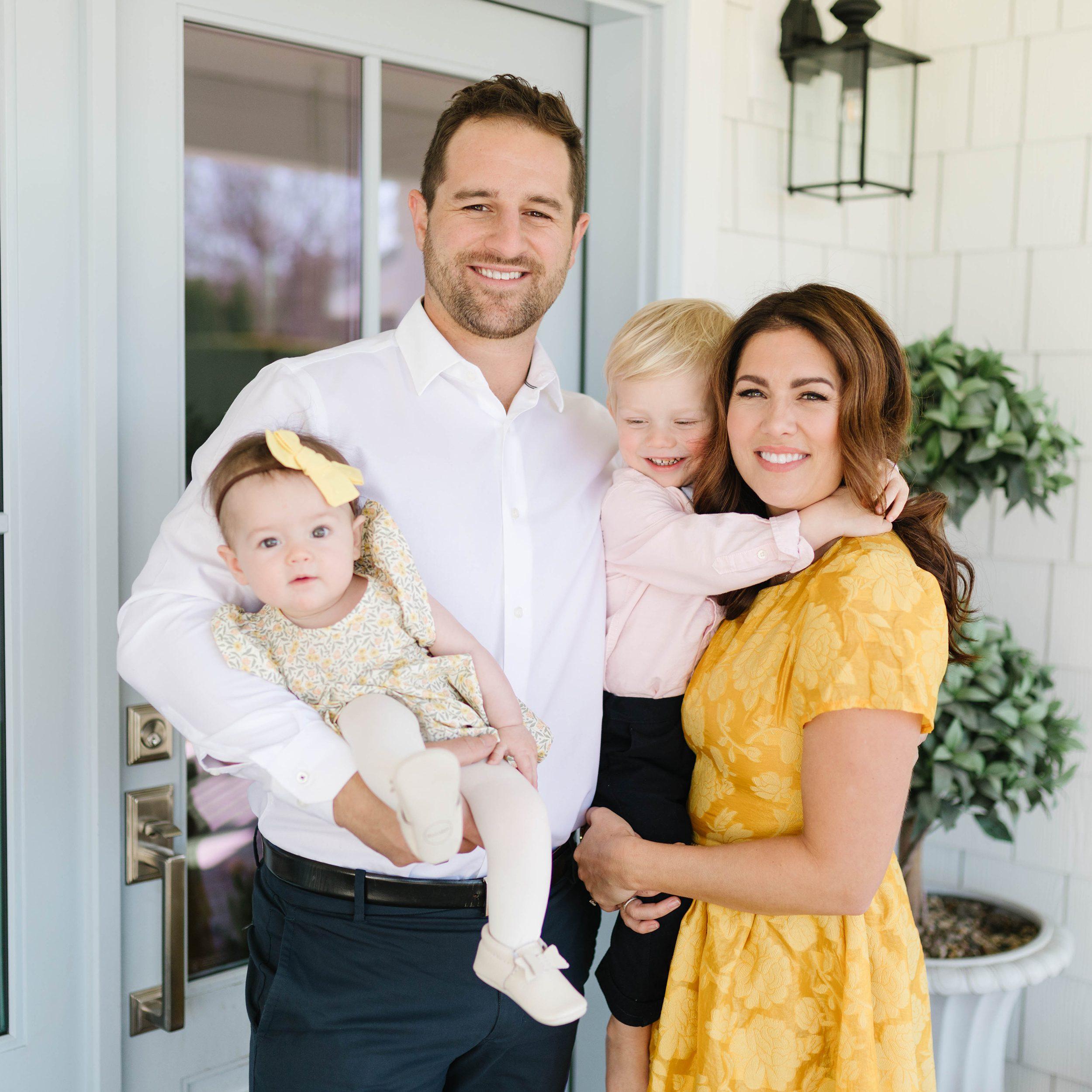 Jillian Harris and Justin Pasutto
