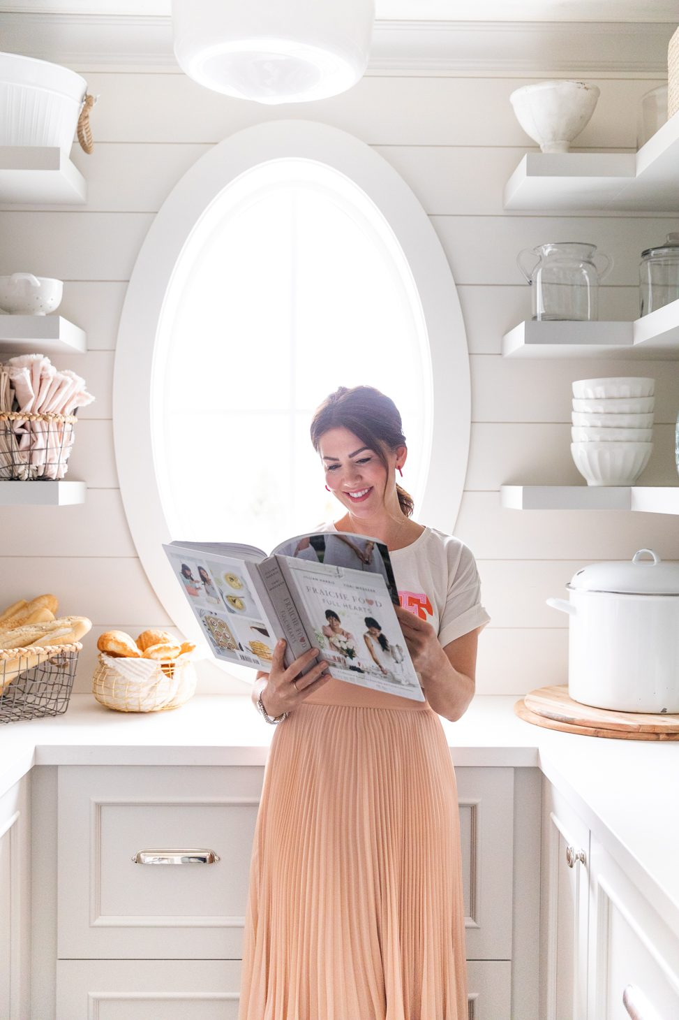 Jillian Harris Fraiche Food Full Hearts Cookbook