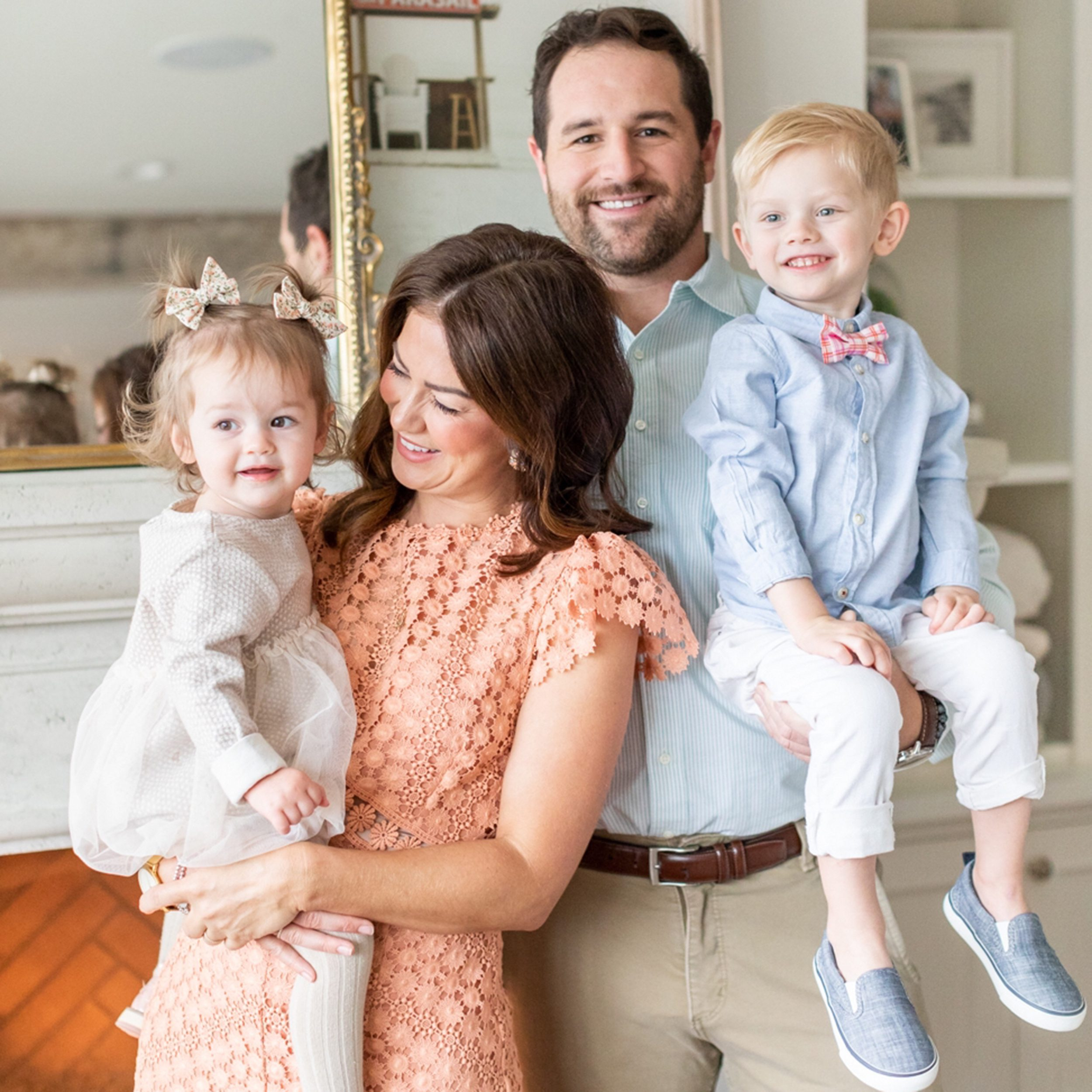 Jillian Harris and Family