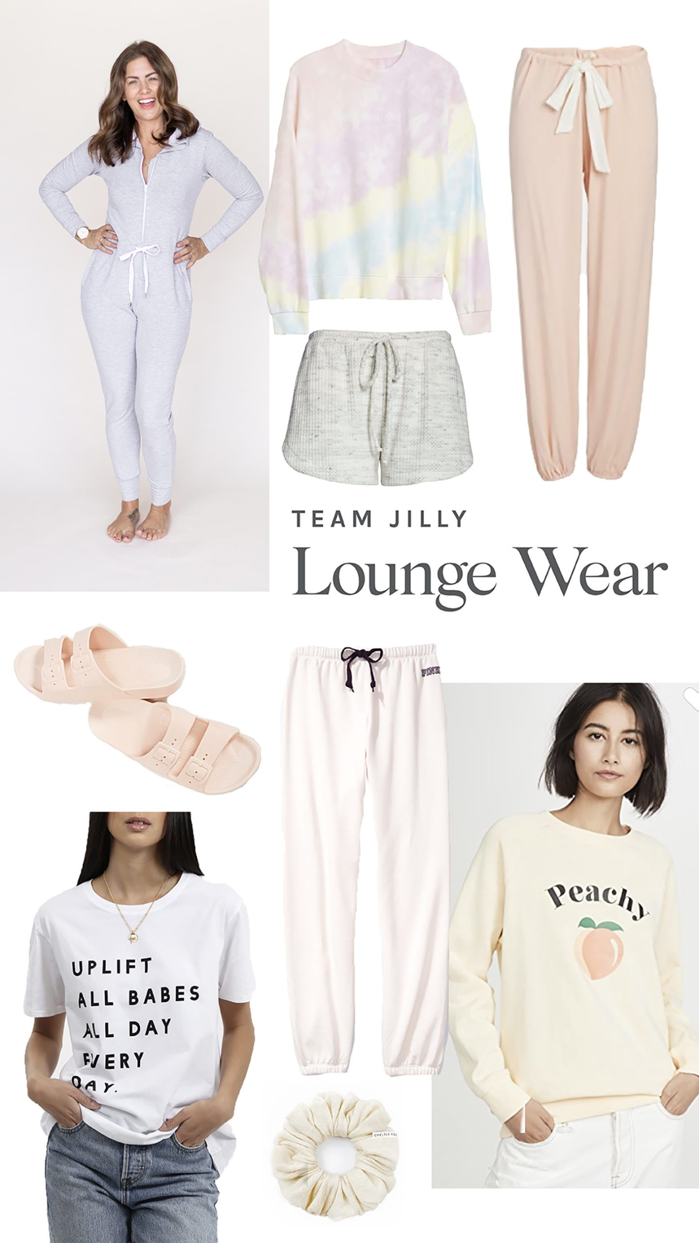 Team Jilly Loungewear Favourites