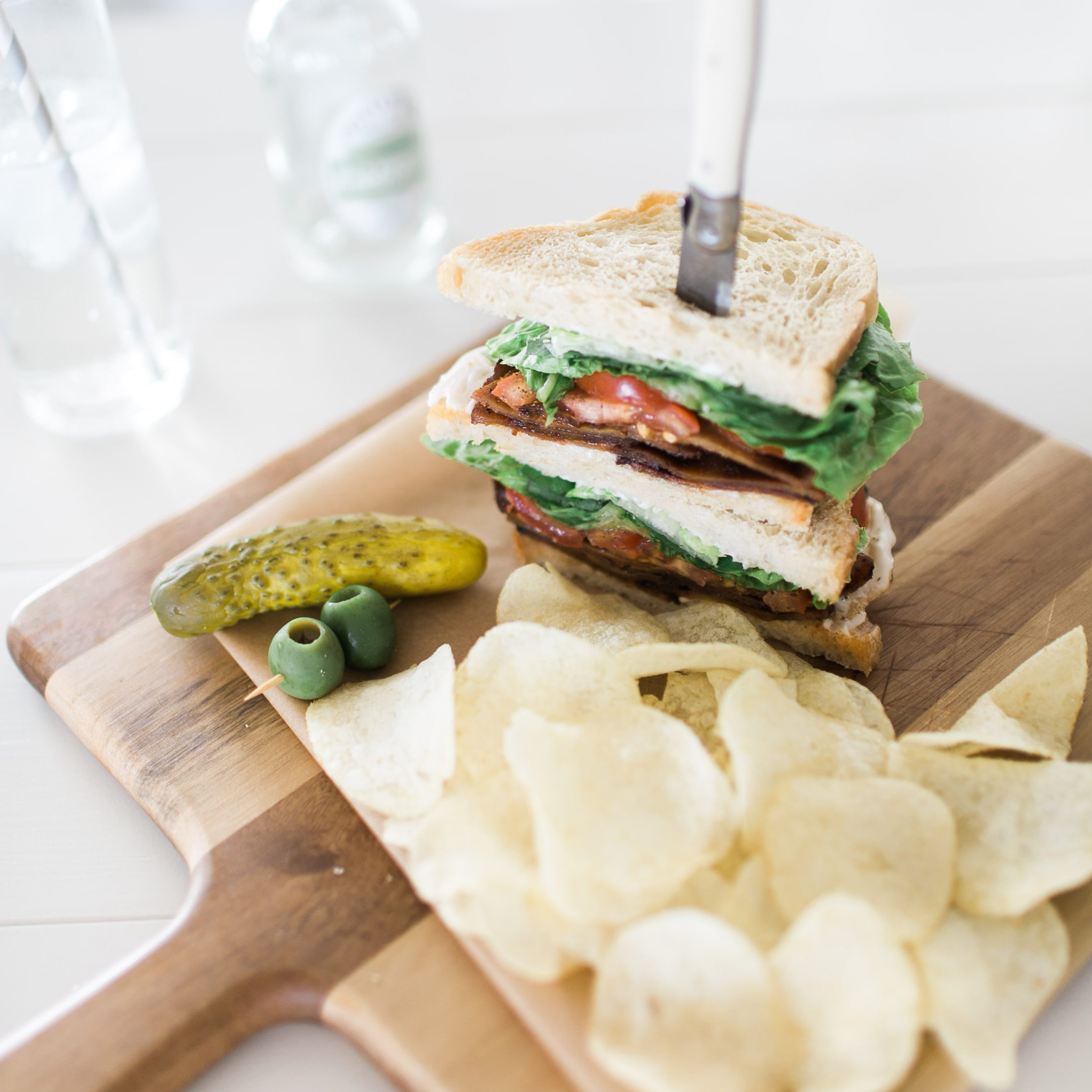 Vegan BLT Recipe