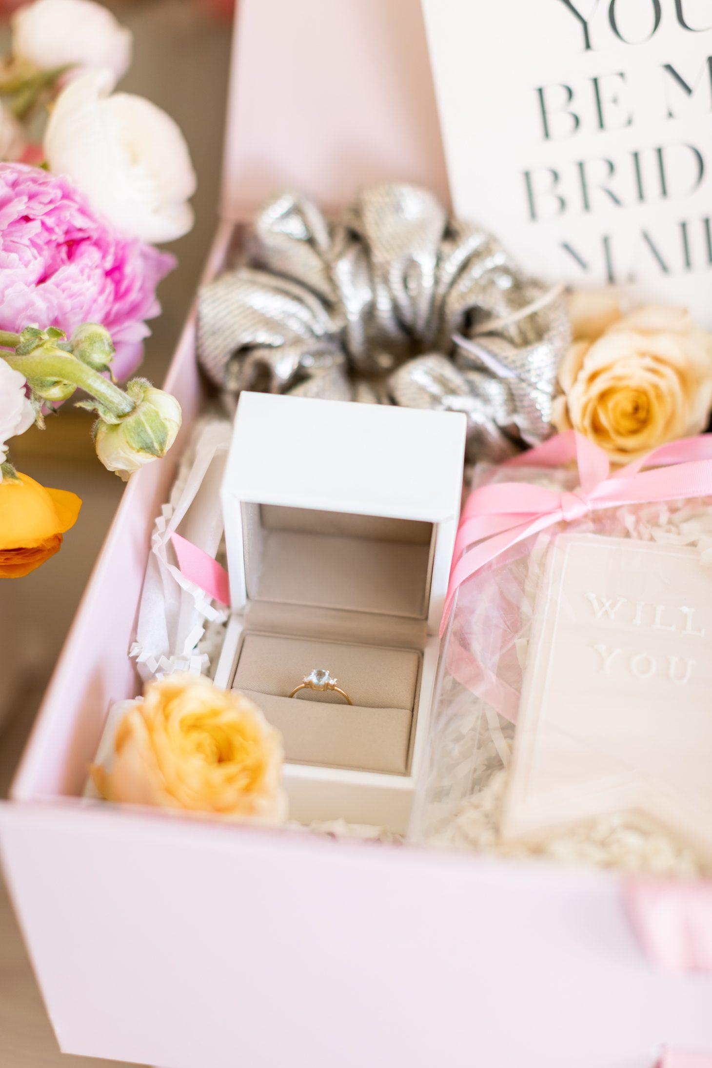 Melaine Auld Bridesmaid Rings