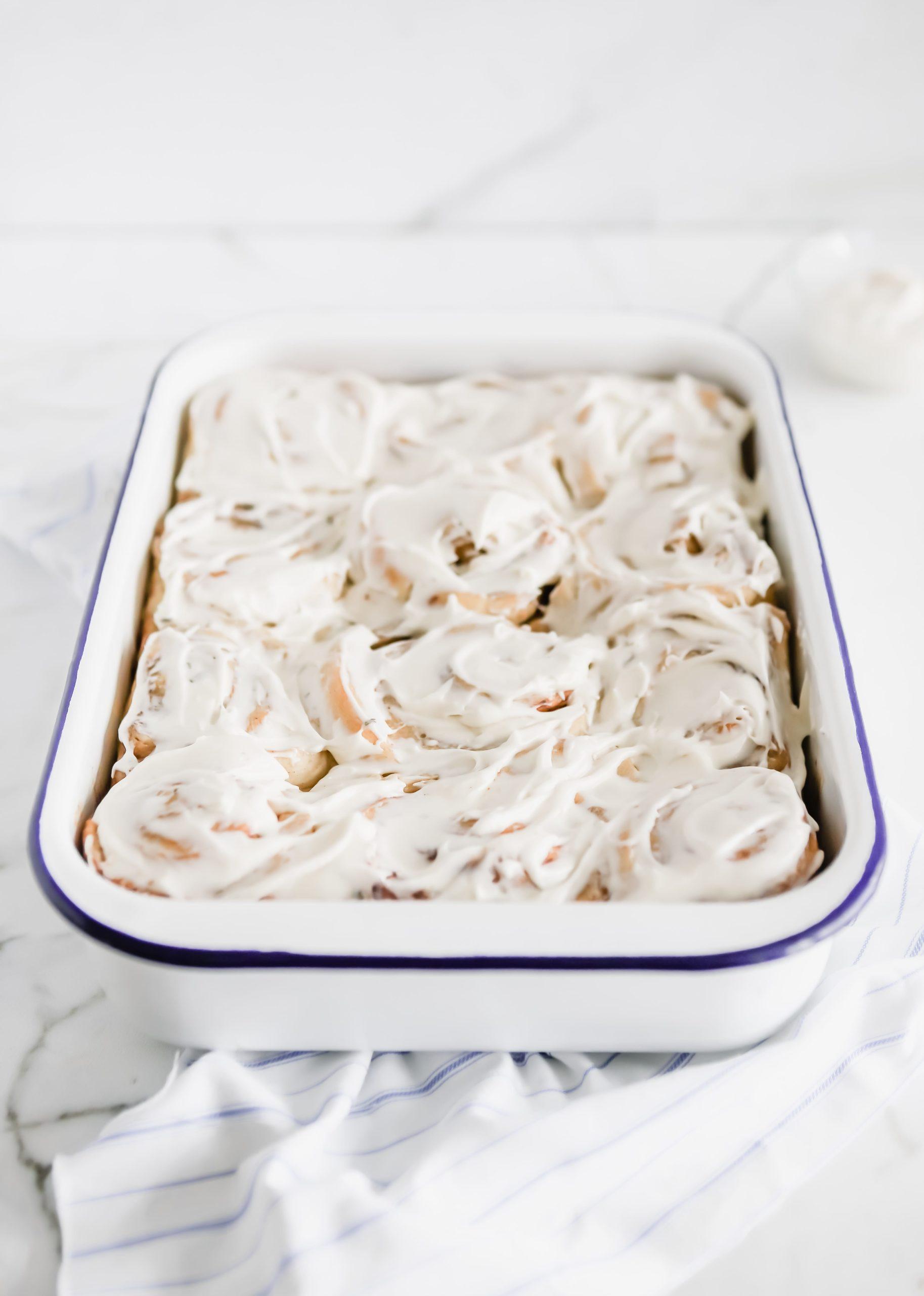 The Very Best Cinnamon Bun Recipe