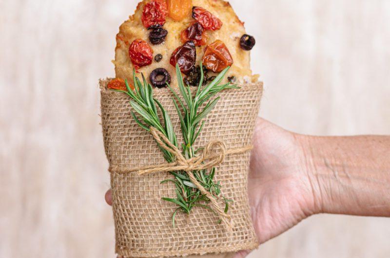 Mary's Gluten-Free Sourdough Flatbread Recipe