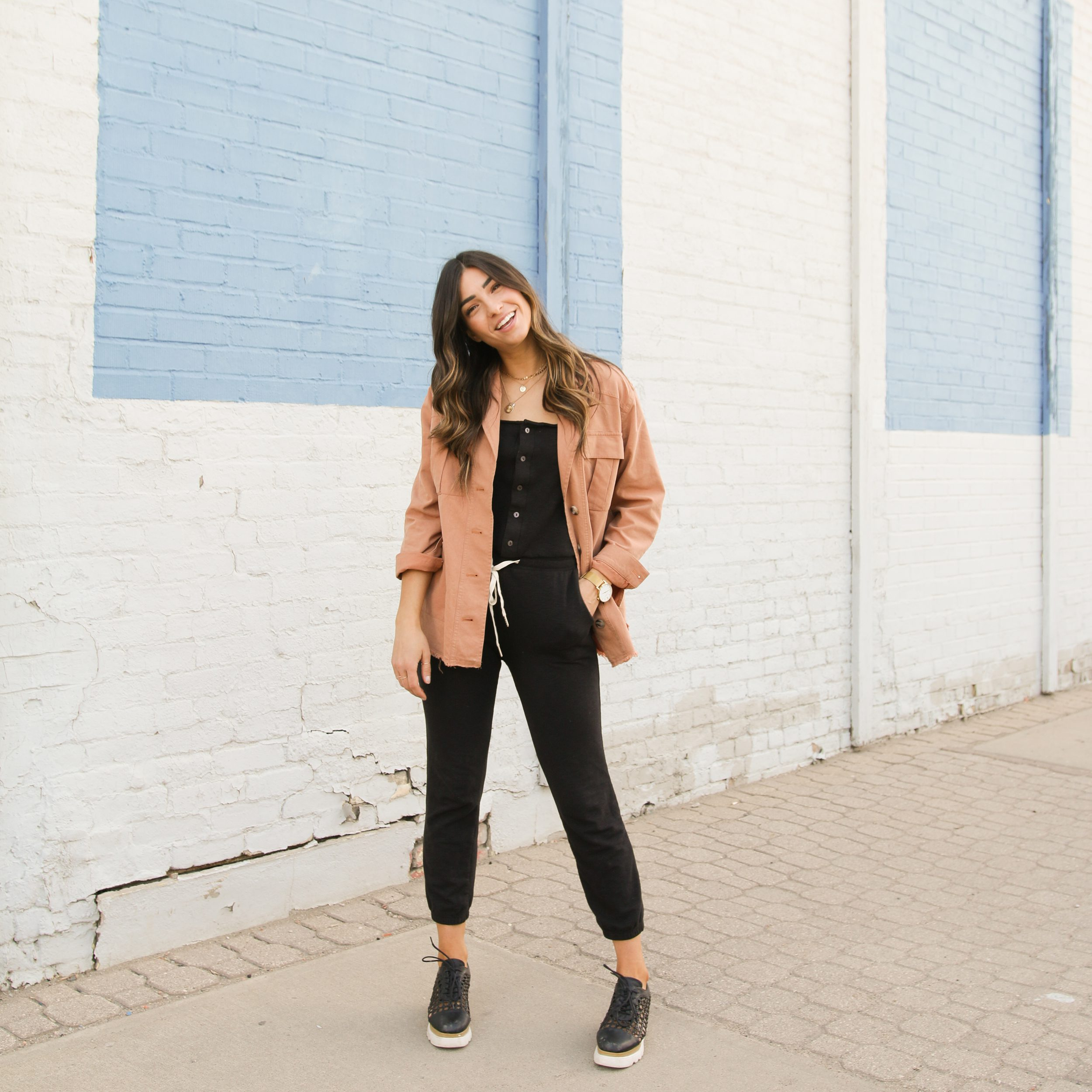 How to style a spring jacket 5 ways