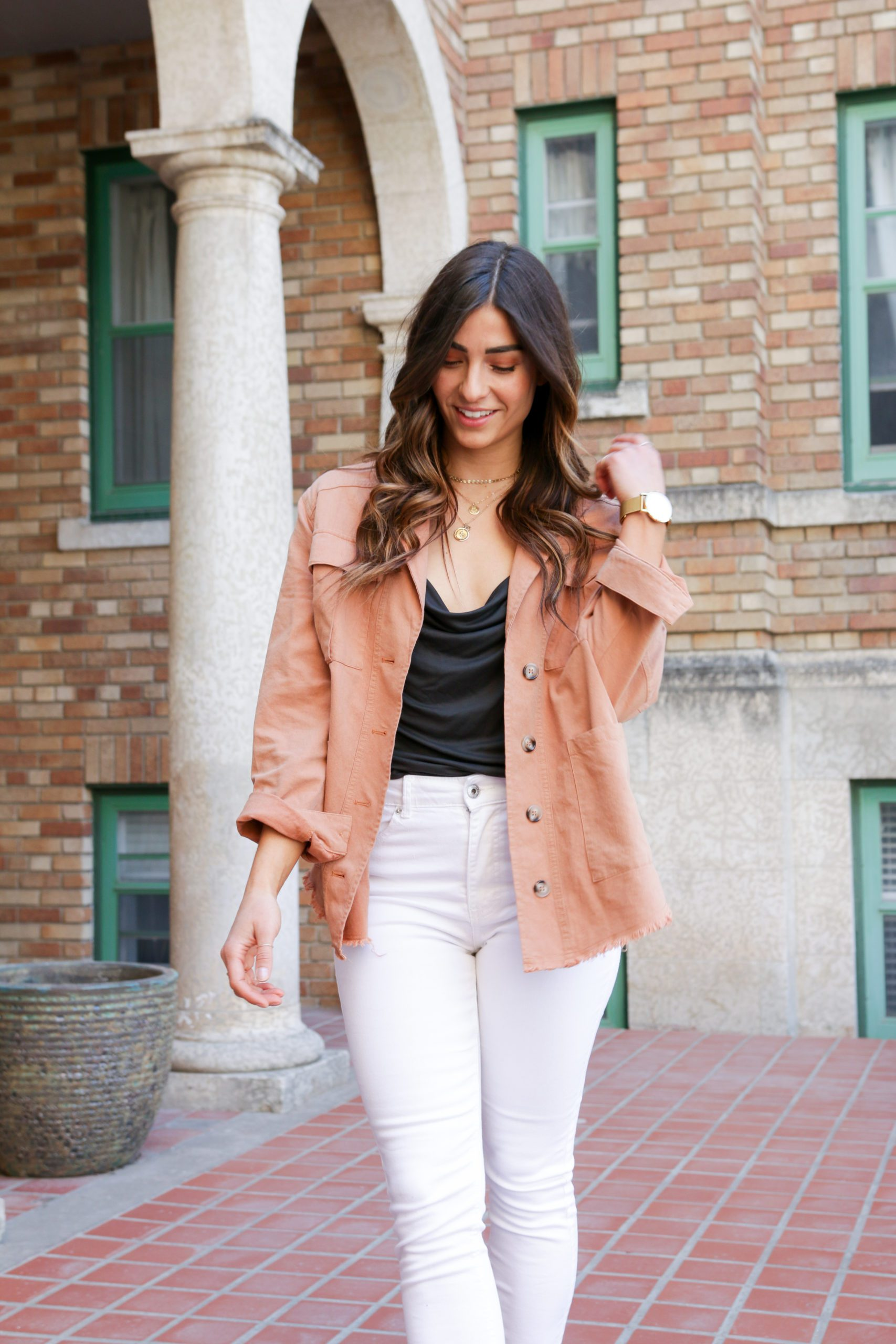 Spring Jacket Outfit Inspiration