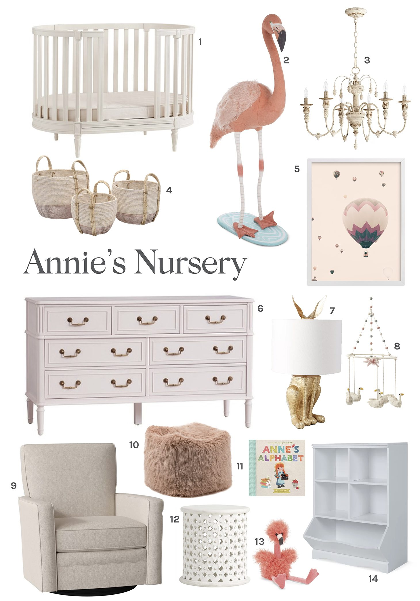 Annie's Nursery Round-Up