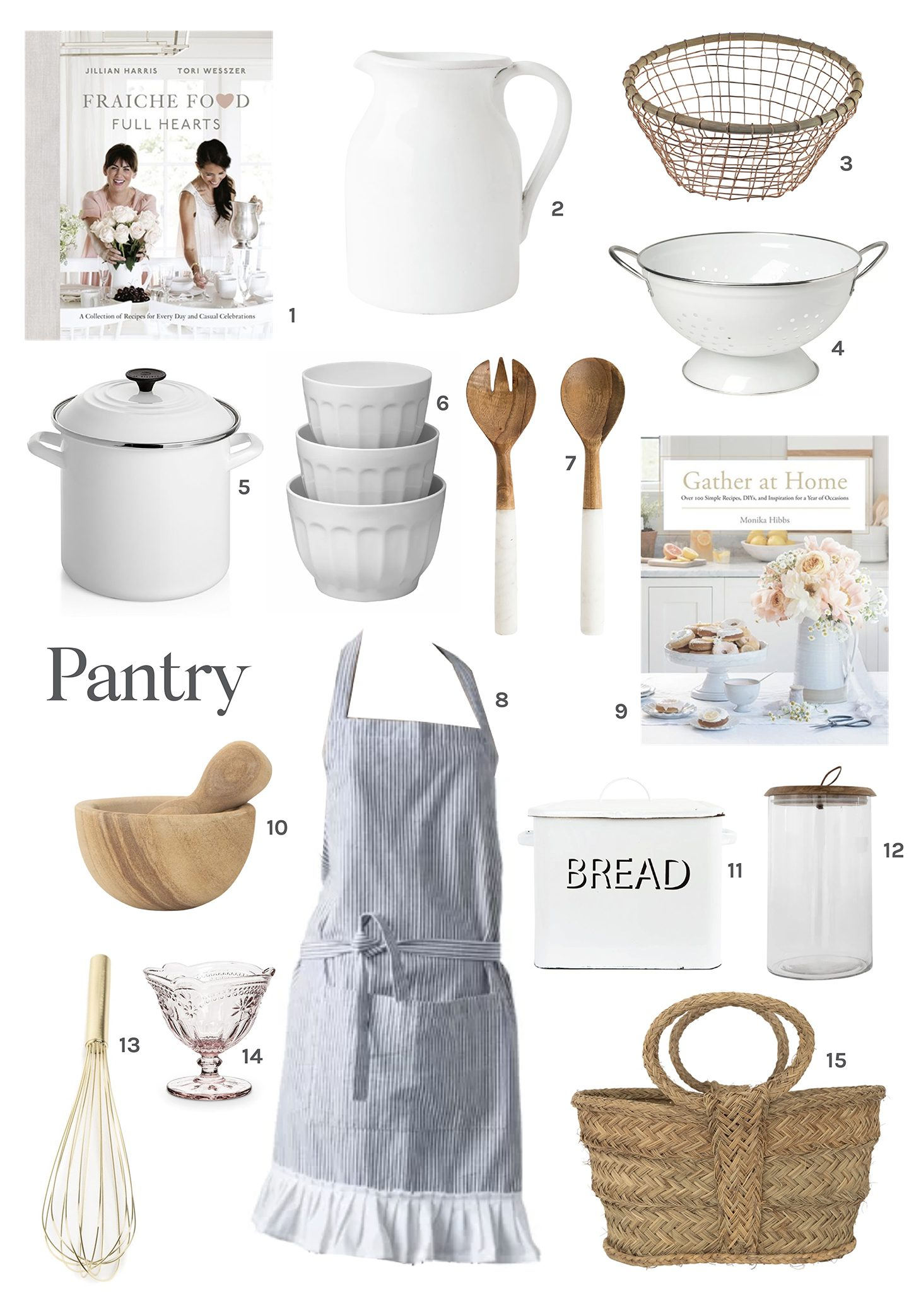 Jillian Harris Pantry Round-Up