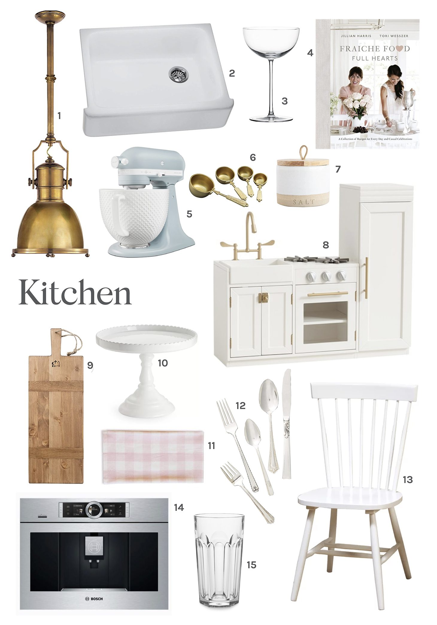 Jillian Harris Kitchen Round-Up