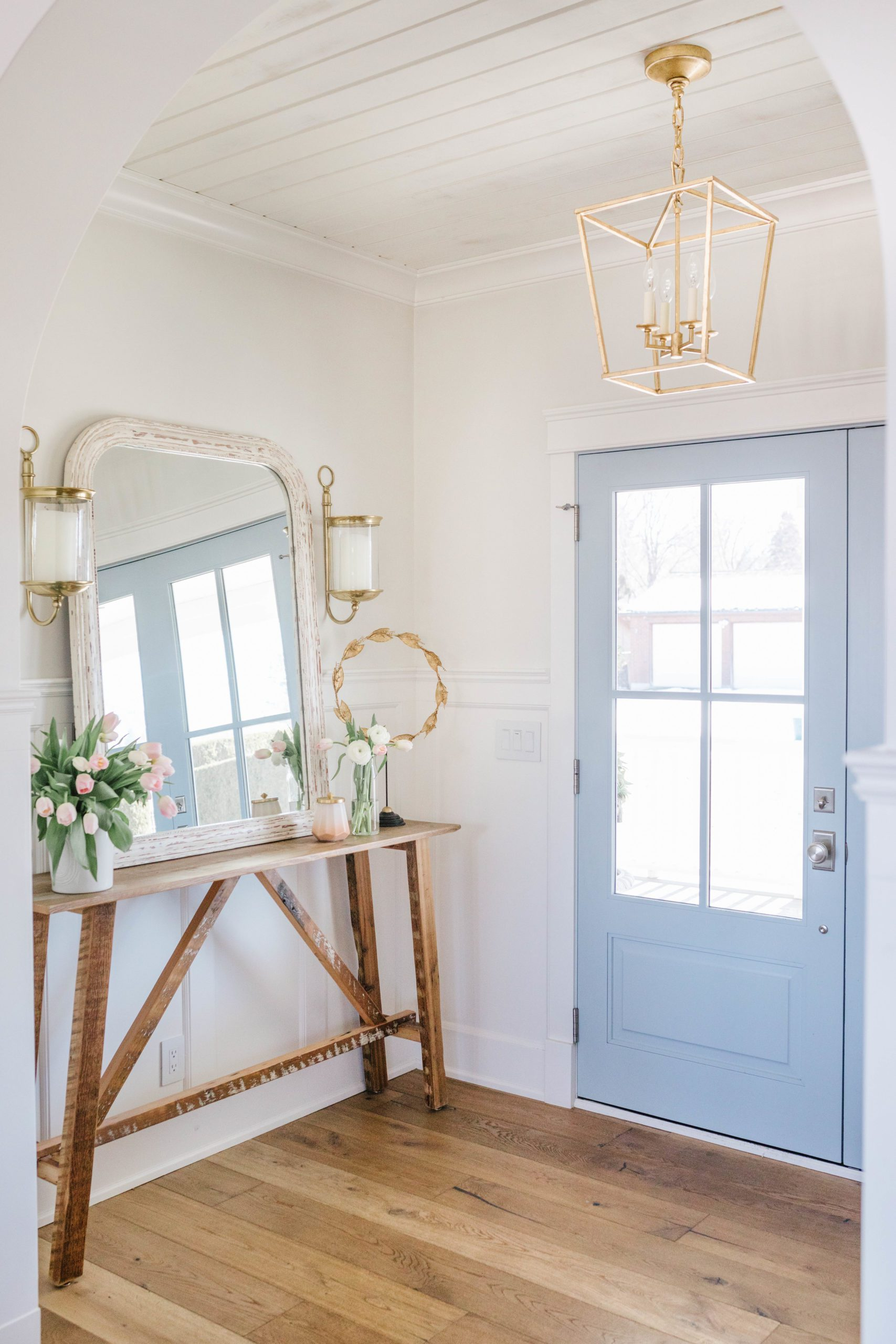 Jillian Harris Front Entryway