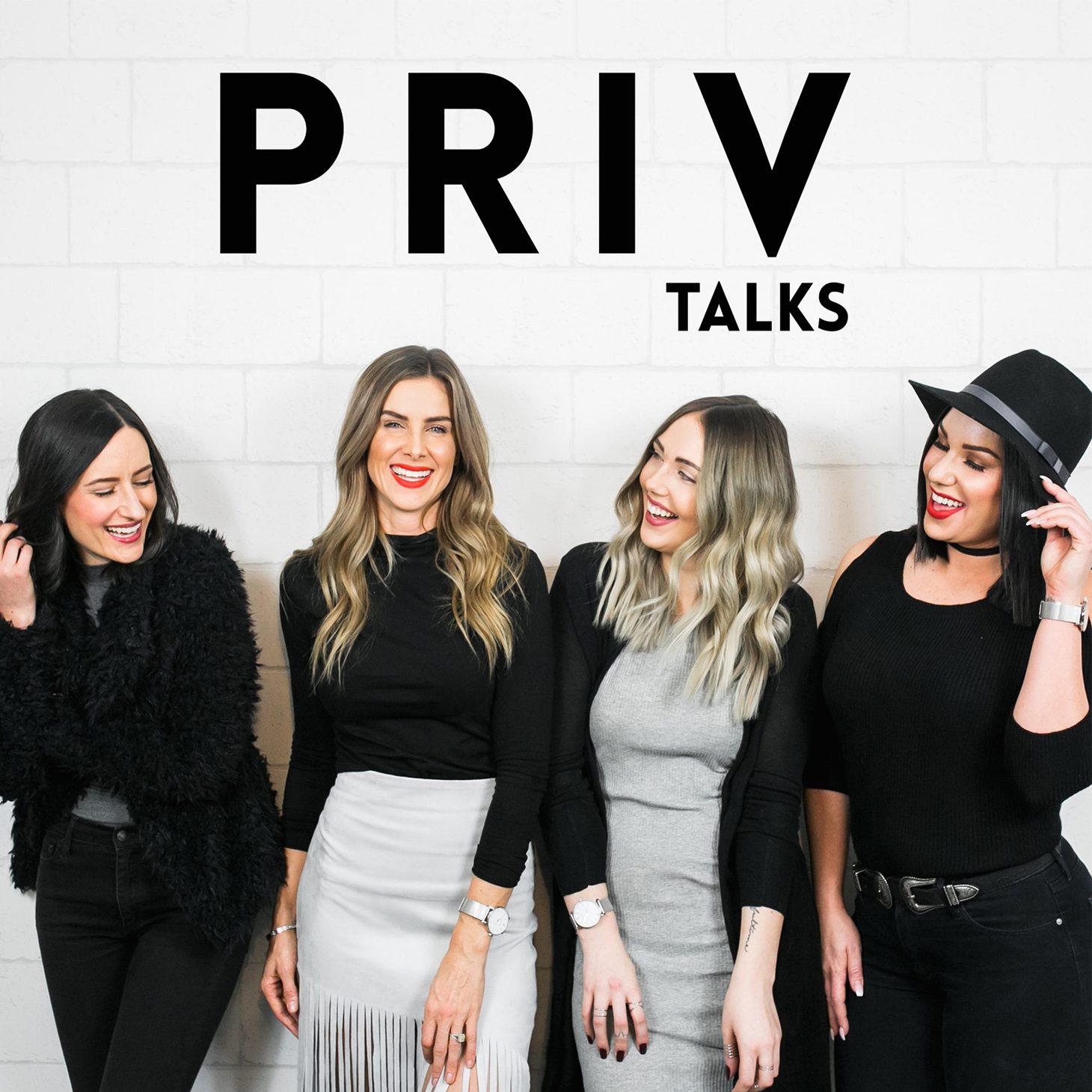 Priv Talks Podcast