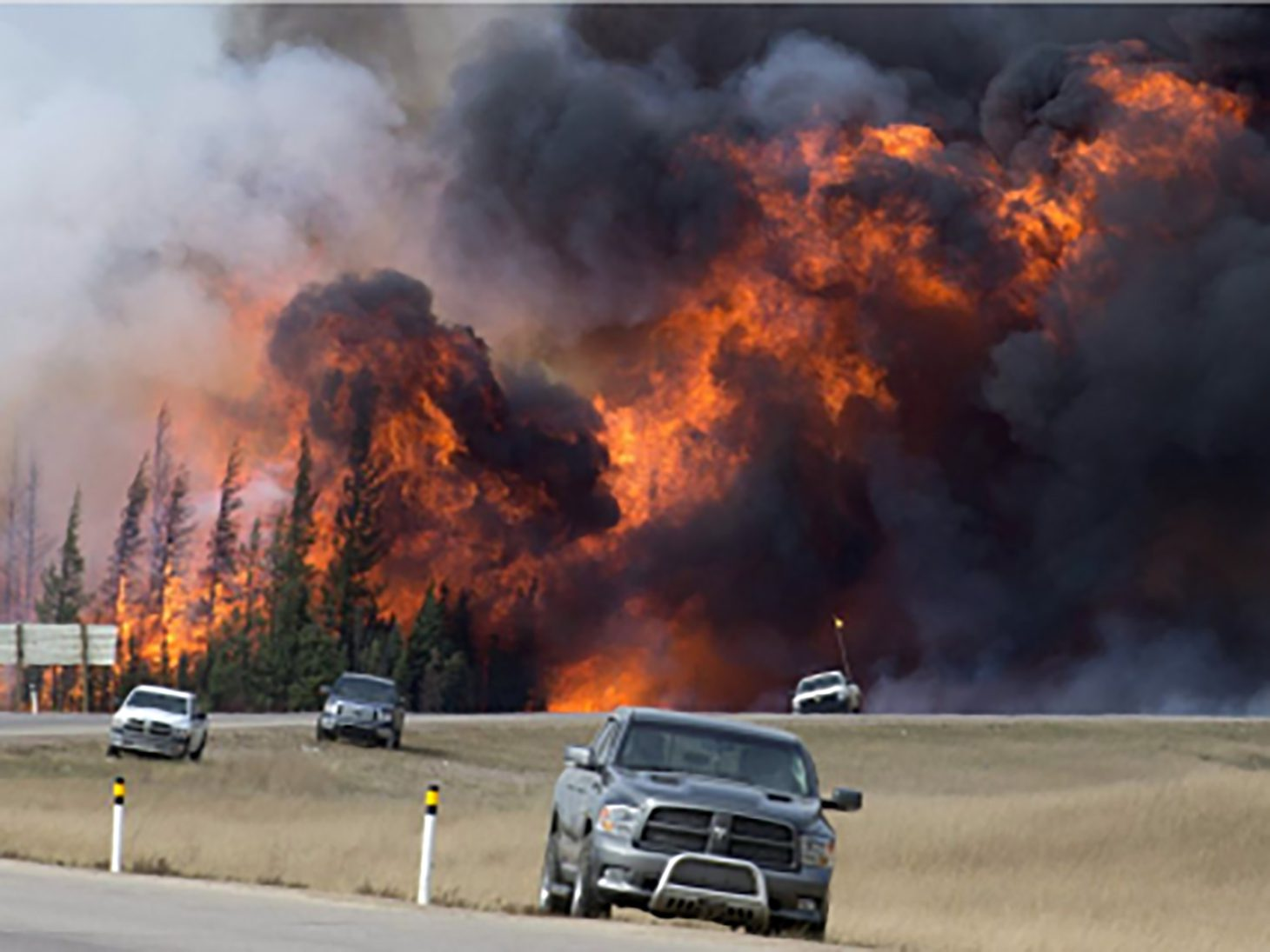 Fort McMurray Fires
