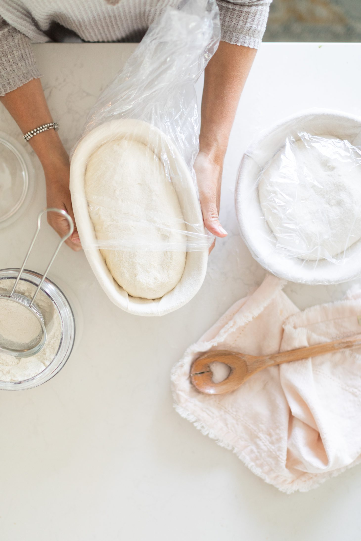 How to Proof Sourdough Bread