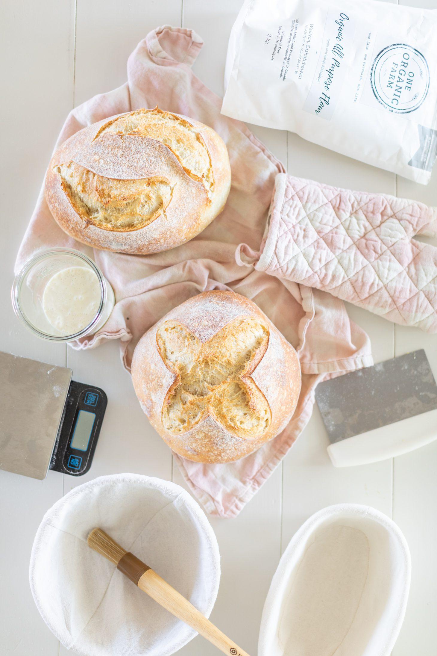 Jillian Harris Sourdough Loaf