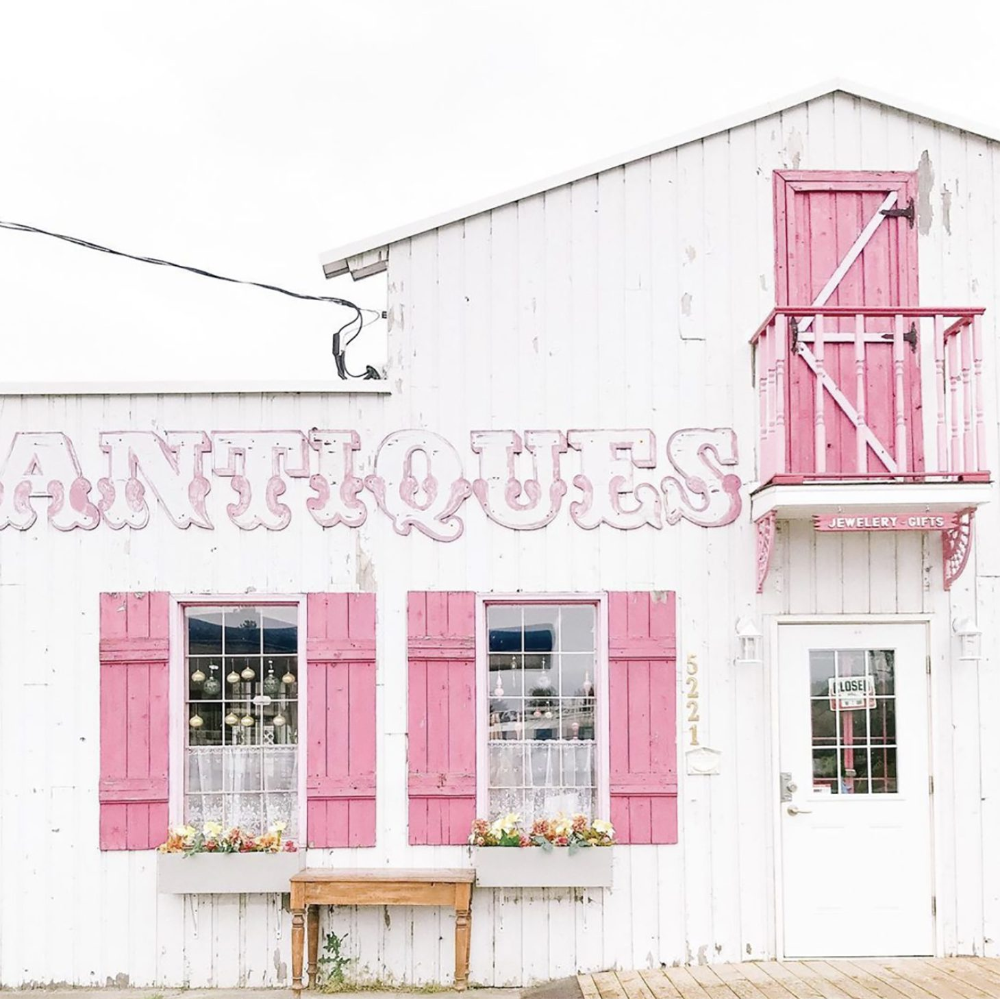 OK Falls Antique Store