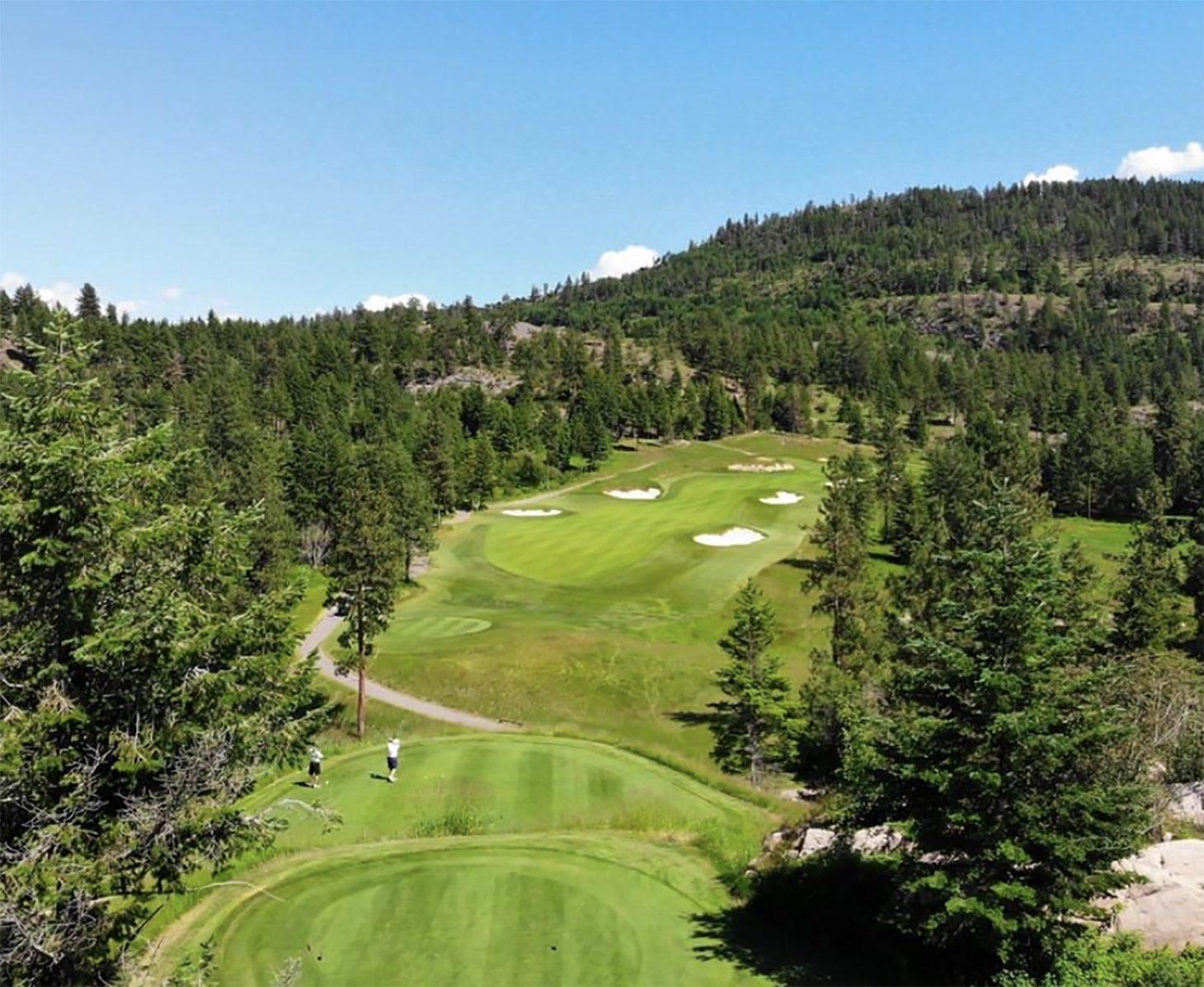 Predator Ridge Golf Course and Resort