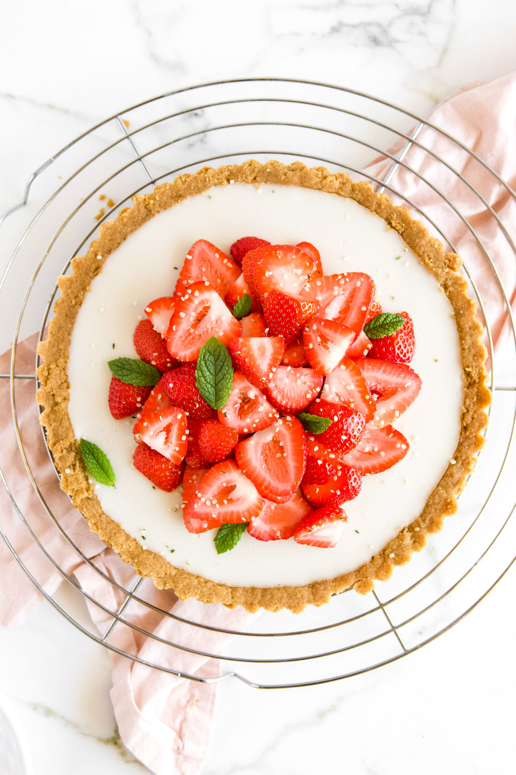 Beautiful Summer Pie