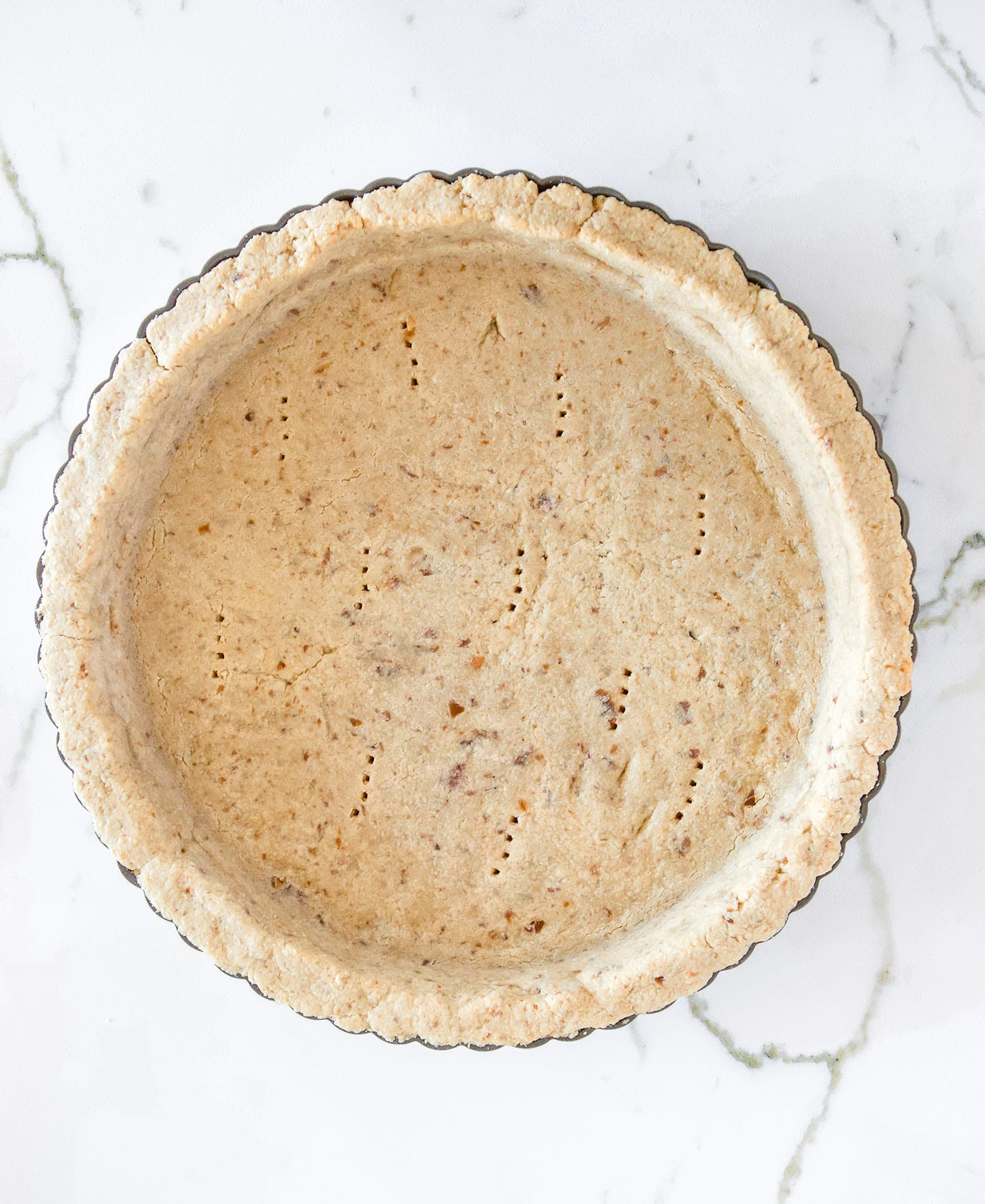 How to Make a Vegan Pie Crust