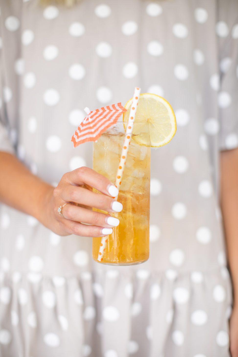 Homemade Hard Ice Tea