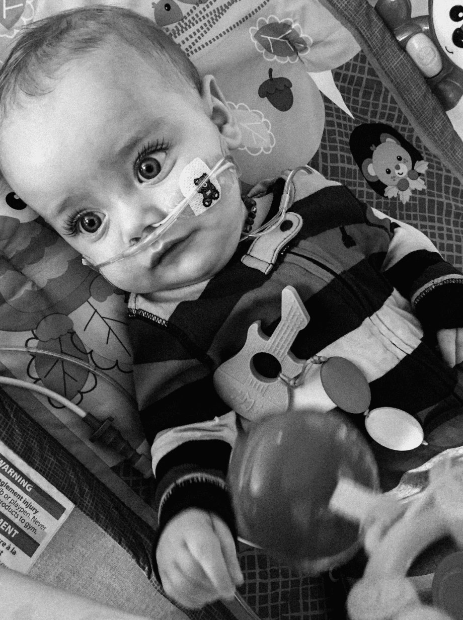 Help Bring Awareness to baby with SMA