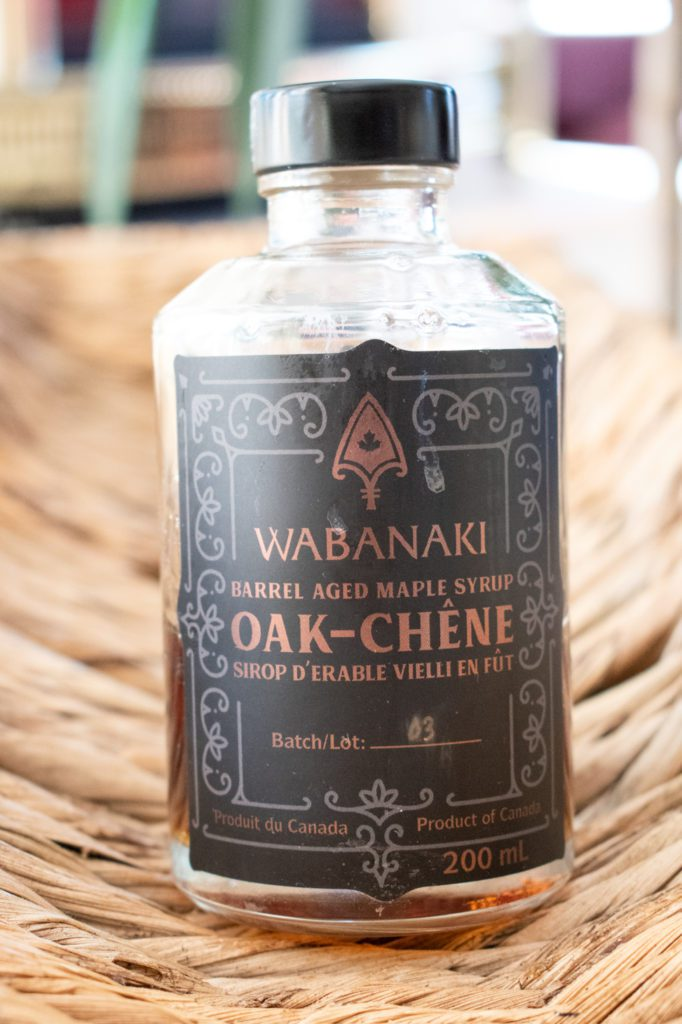 Maple syrup glaze recipe