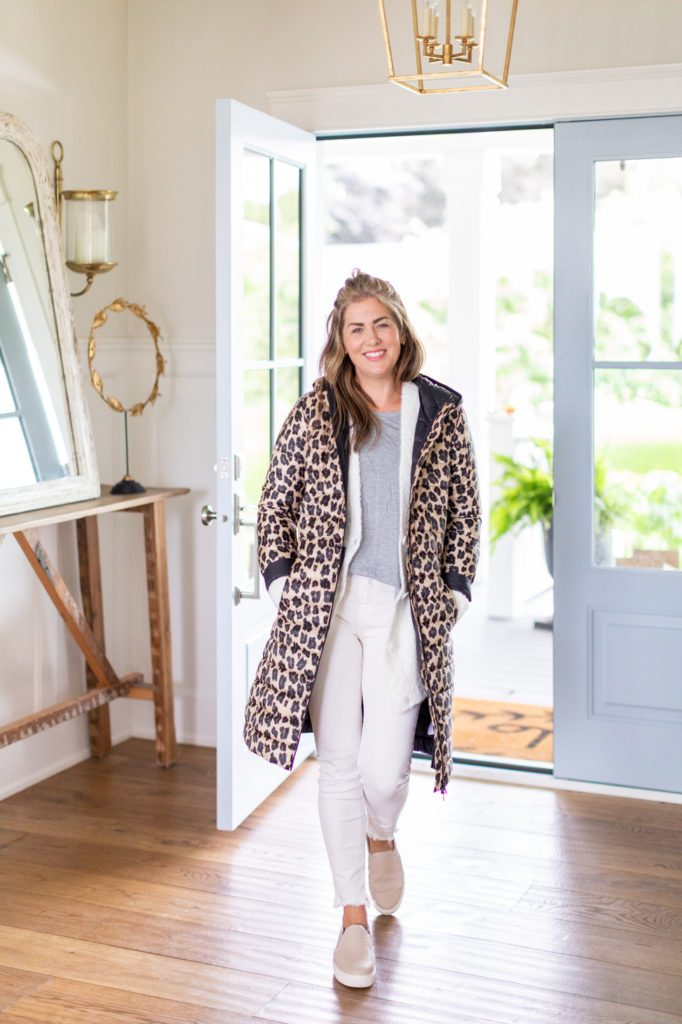 My favourite way to style a statement jacket