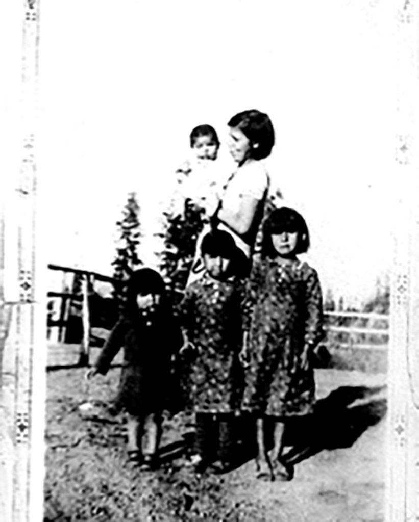 Jordan's Indigenous great grandmother